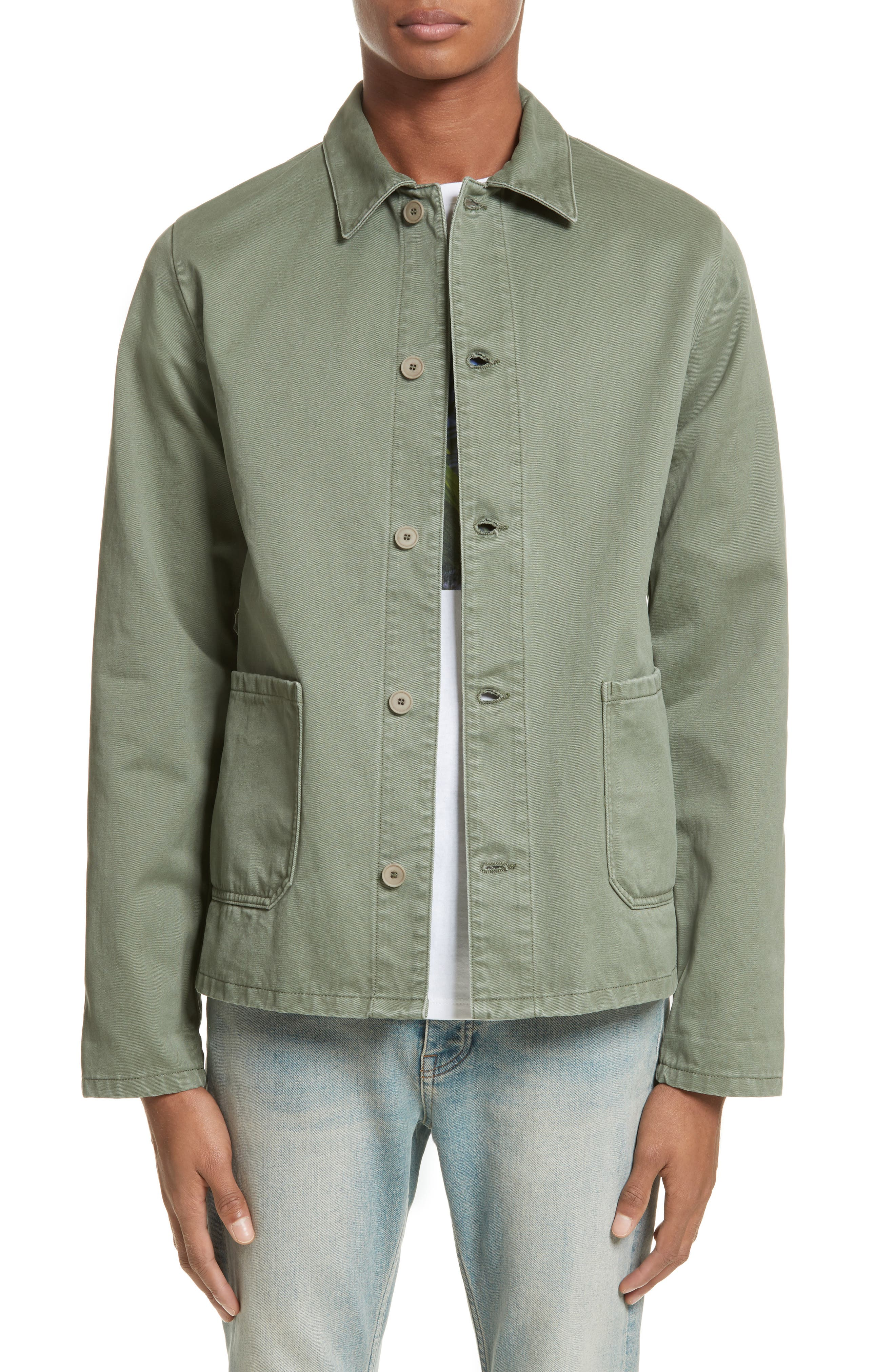 Kerlouan Shirt Jacket,                             Main thumbnail 1, color,