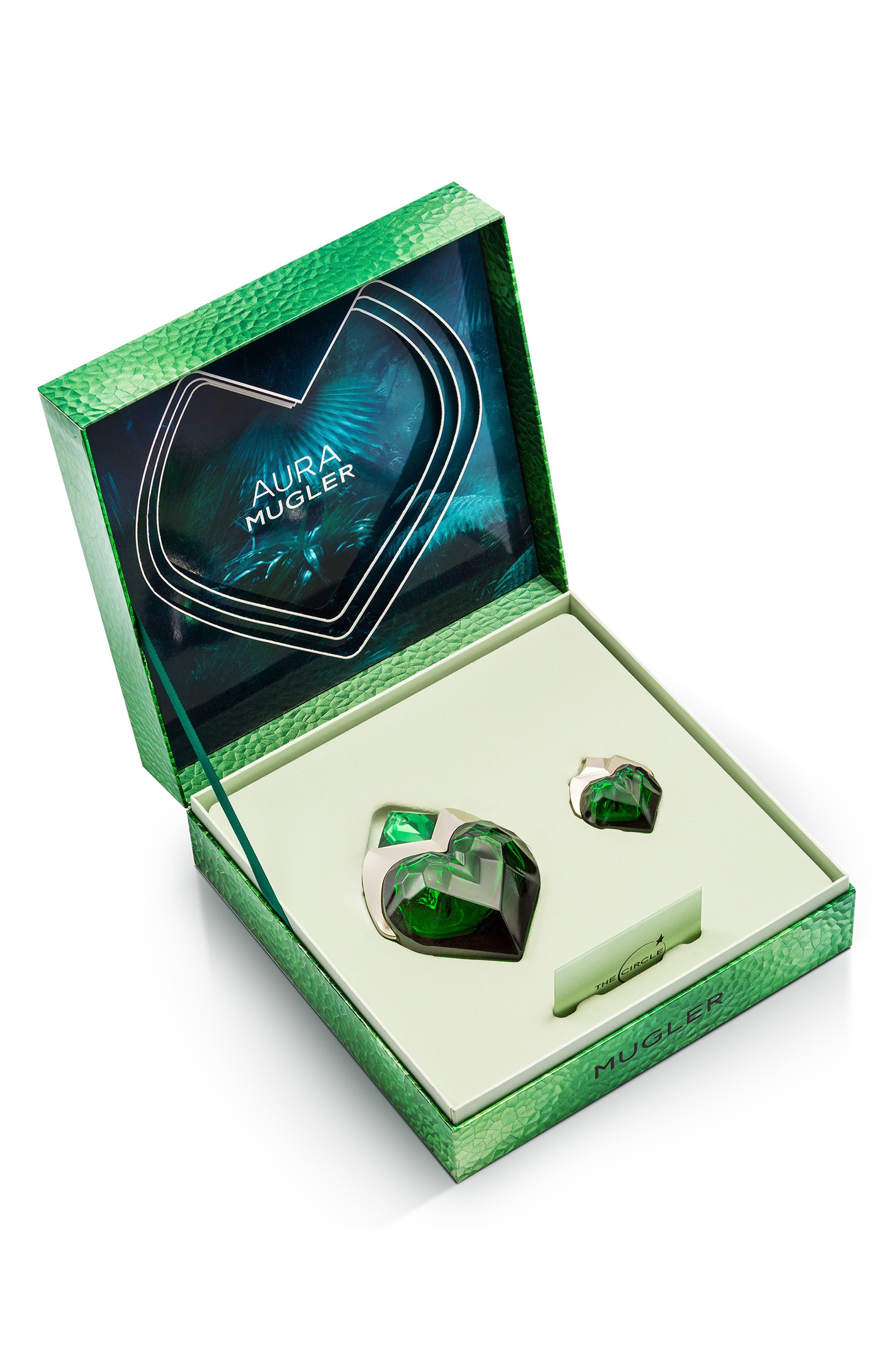 Aura Mugler Eau de Parfum Set,                         Main,                         color, NO COLOR