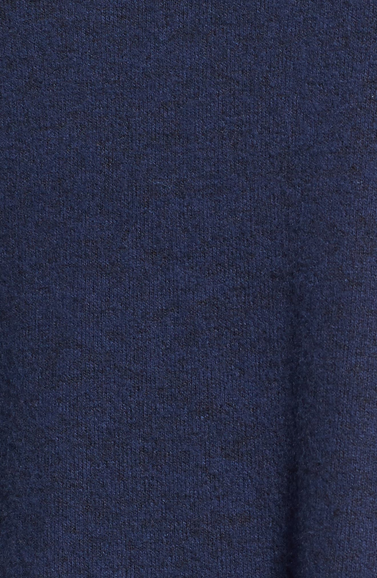 Bell Sleeve Cozy Fleece Pullover,                             Alternate thumbnail 57, color,