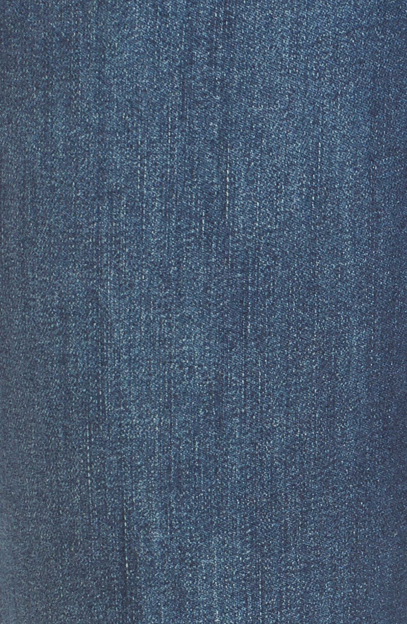 Tabitha Release Hem Crop Jeans,                             Alternate thumbnail 6, color,                             403