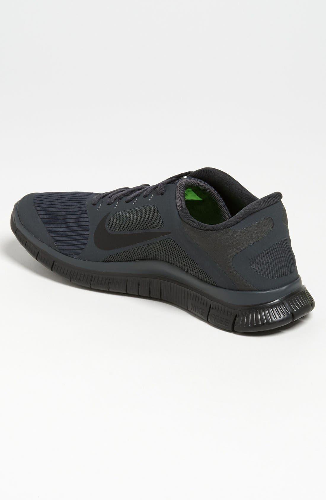 'Free 4.0 V3' Running Shoe,                             Alternate thumbnail 4, color,                             001