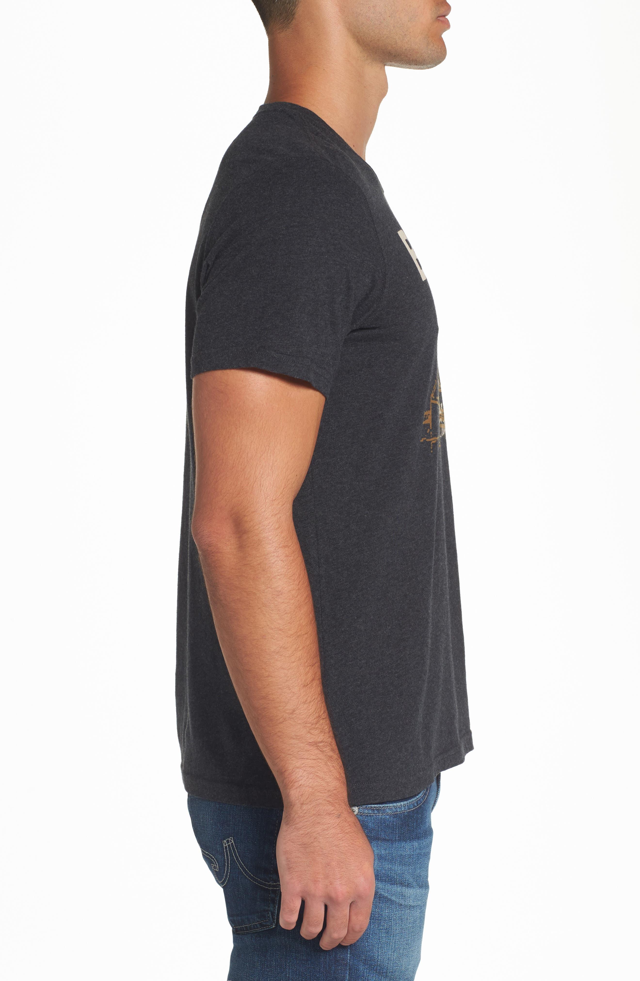 Blade Slim Fit Logo Graphic T-Shirt,                             Alternate thumbnail 3, color,                             020