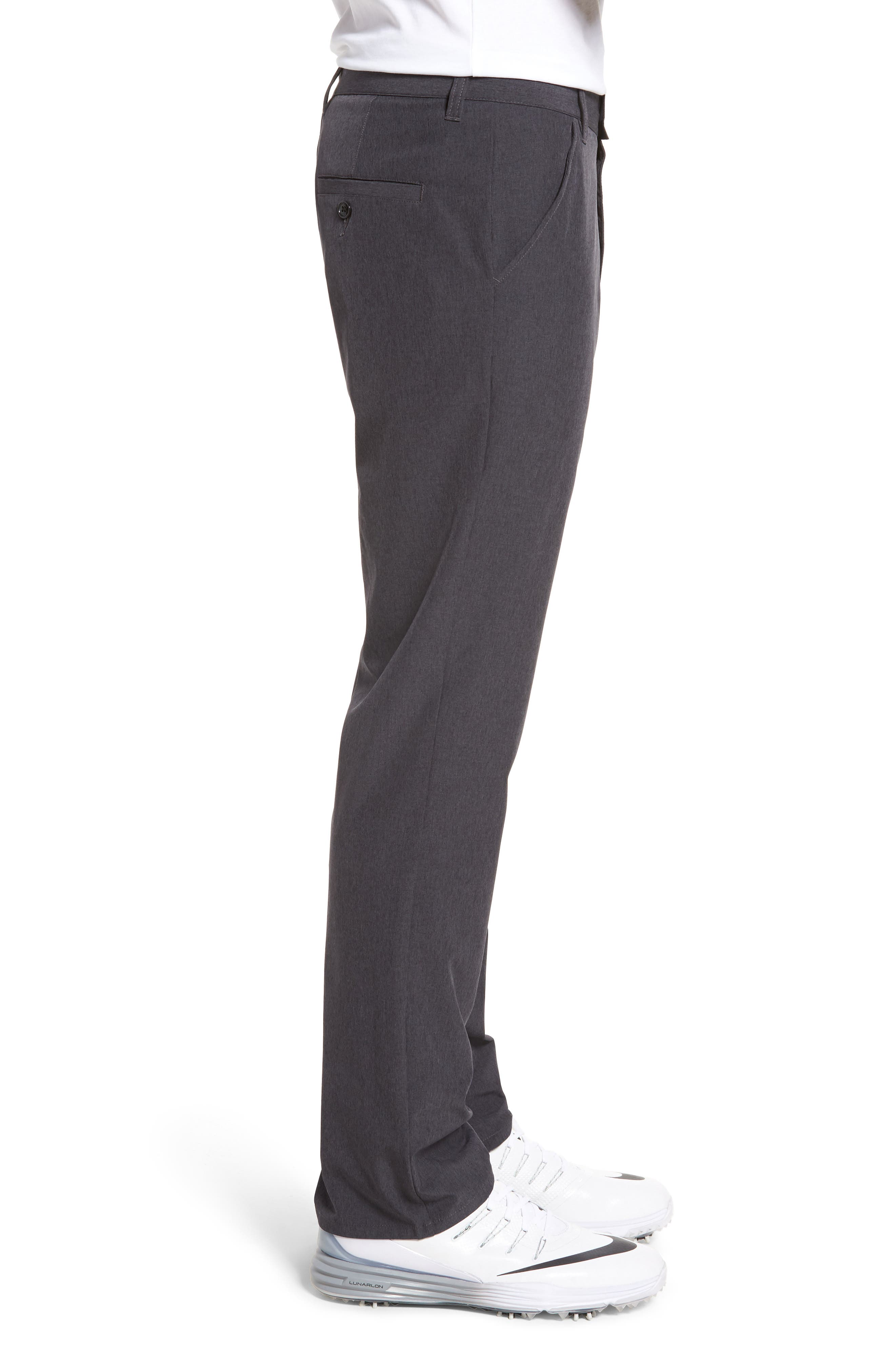 Pantladdium Pants,                             Alternate thumbnail 3, color,                             HEATHER BLACK