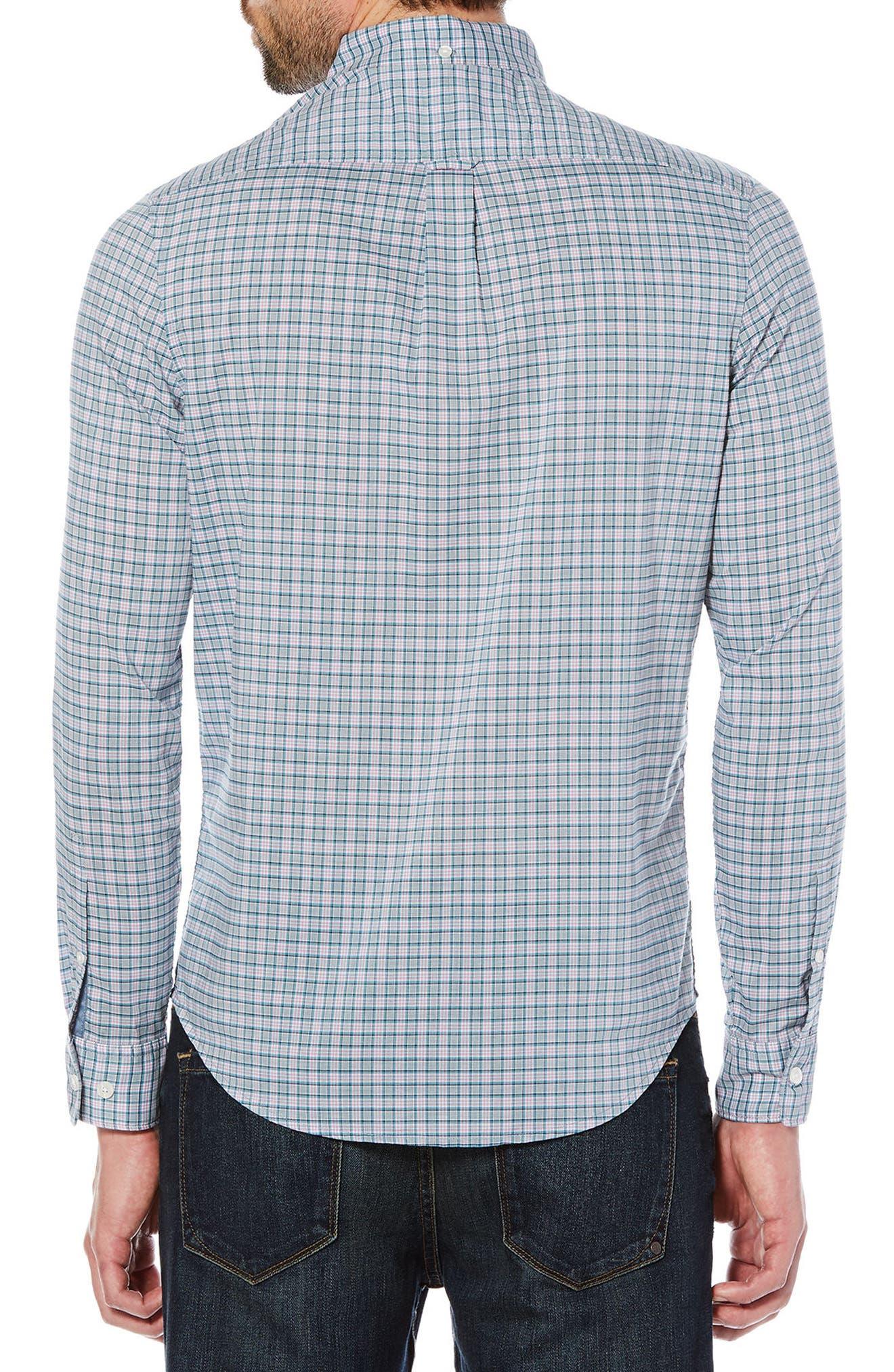 P55 Stretch Shirt,                             Alternate thumbnail 2, color,                             051