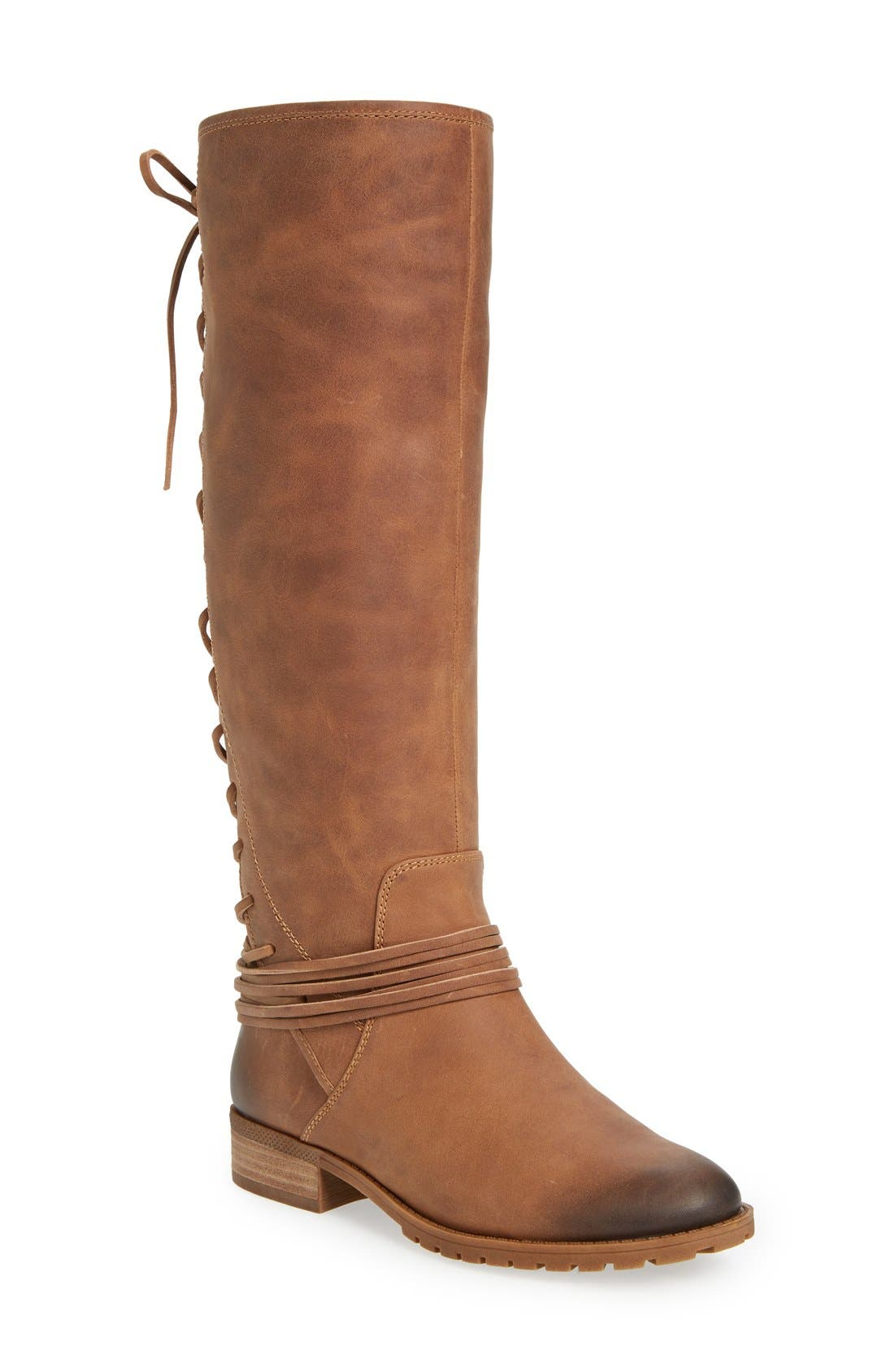 'Darla' Riding Boot,                         Main,                         color,