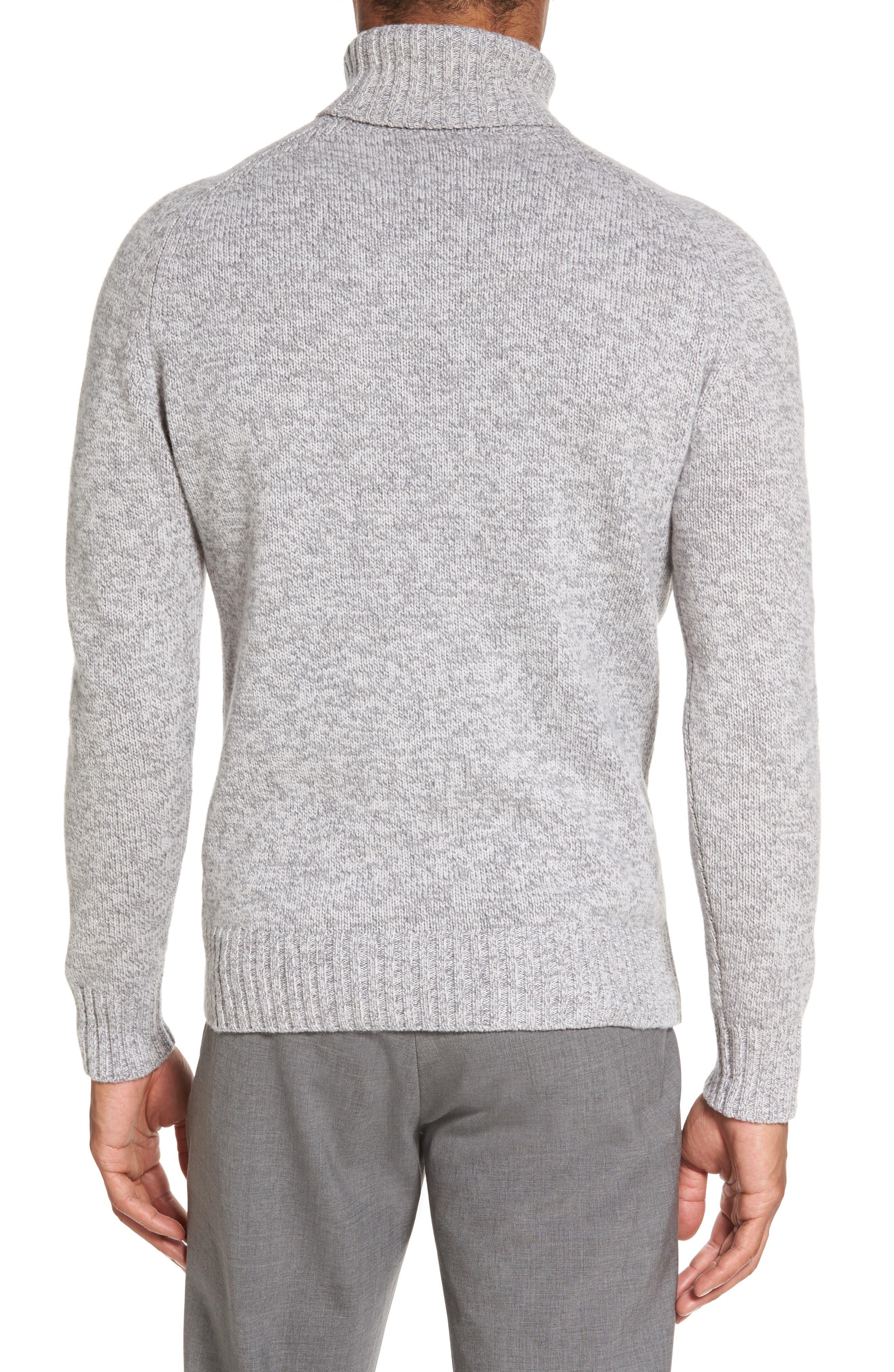 Marled Turtleneck Sweater,                             Alternate thumbnail 2, color,                             054