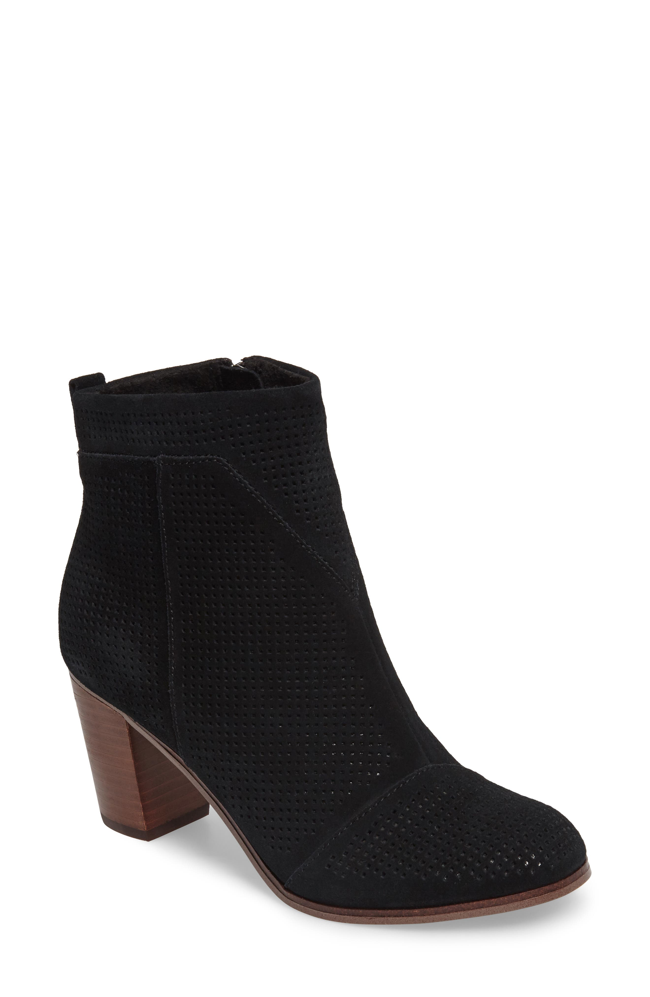 'Lunata' Bootie,                         Main,                         color, 001