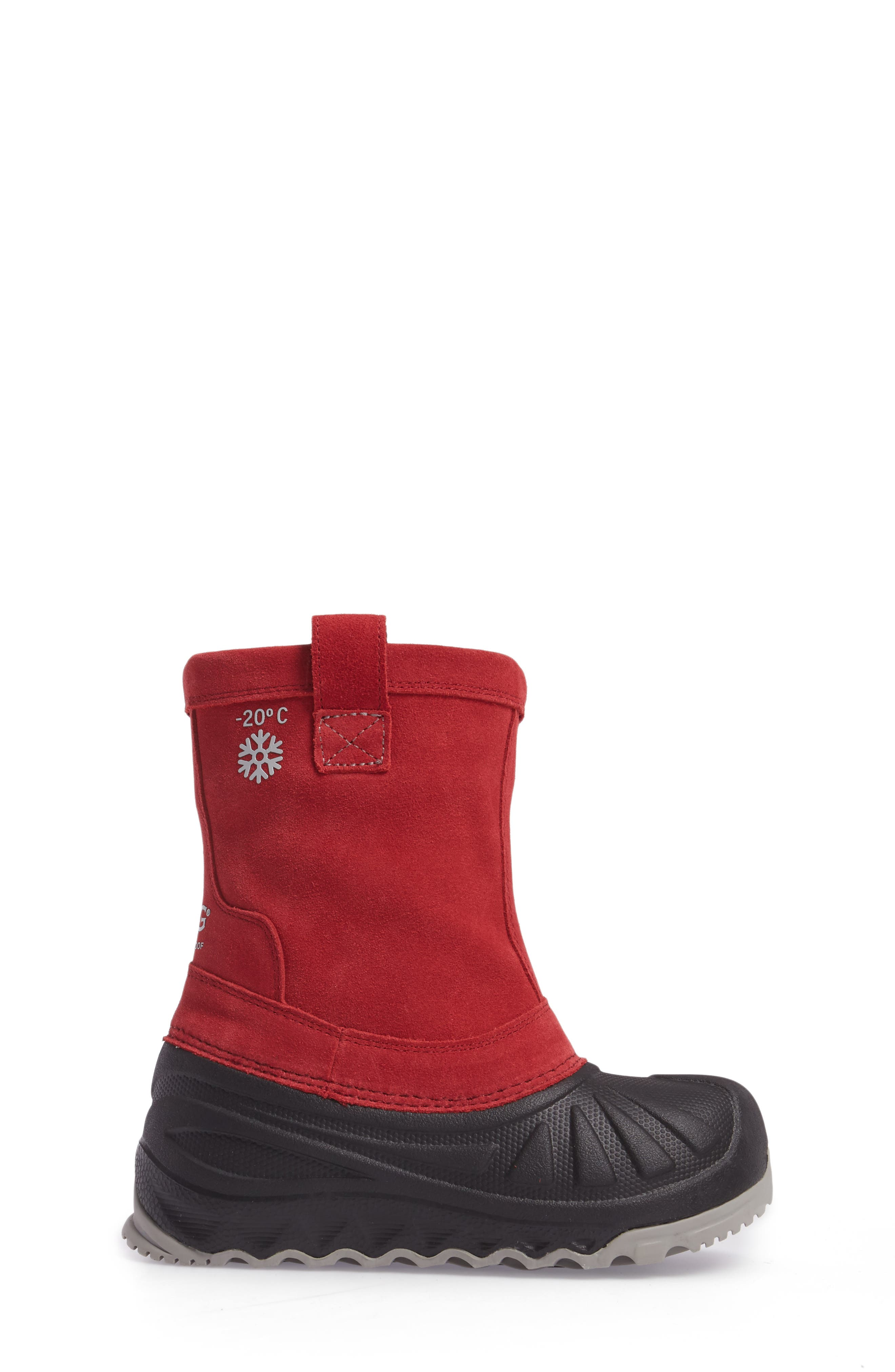 Evertt Waterproof Thinsulate<sup>™</sup> Insulated Snow Boot,                             Alternate thumbnail 6, color,