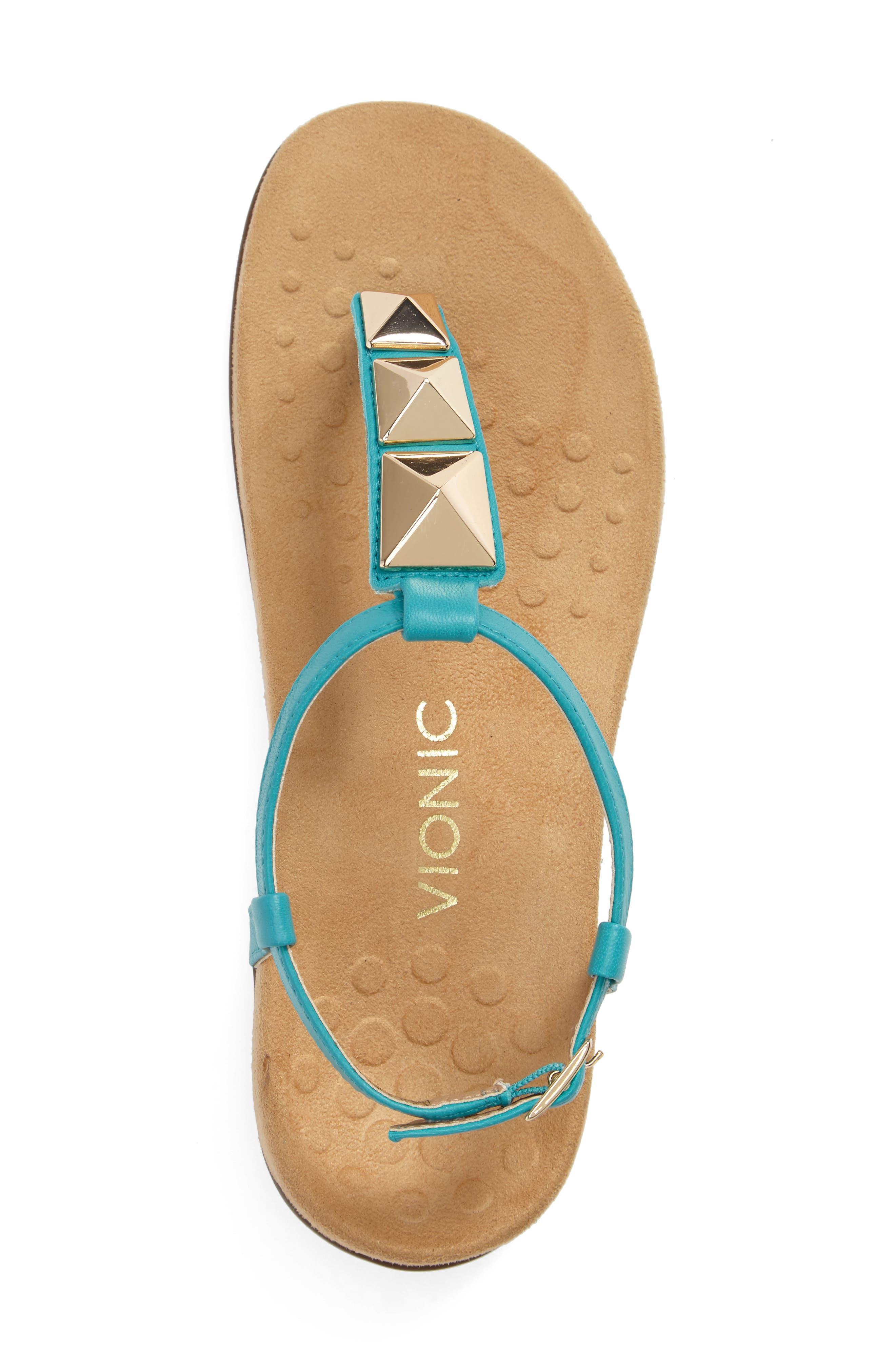 Nala T-Strap Sandal,                             Alternate thumbnail 14, color,