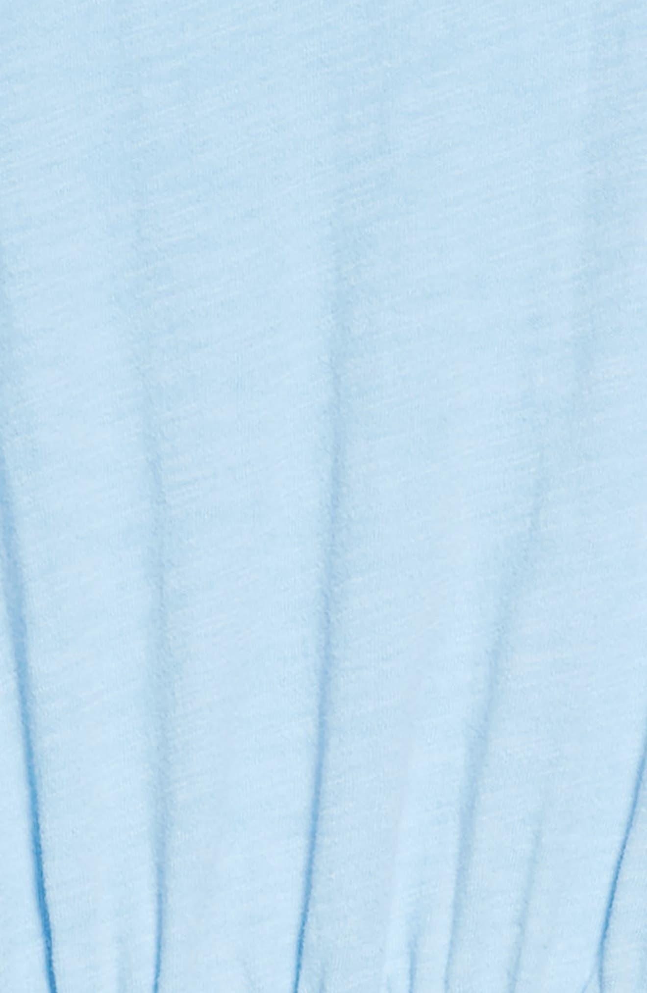 Flounce Dress,                             Alternate thumbnail 3, color,                             450