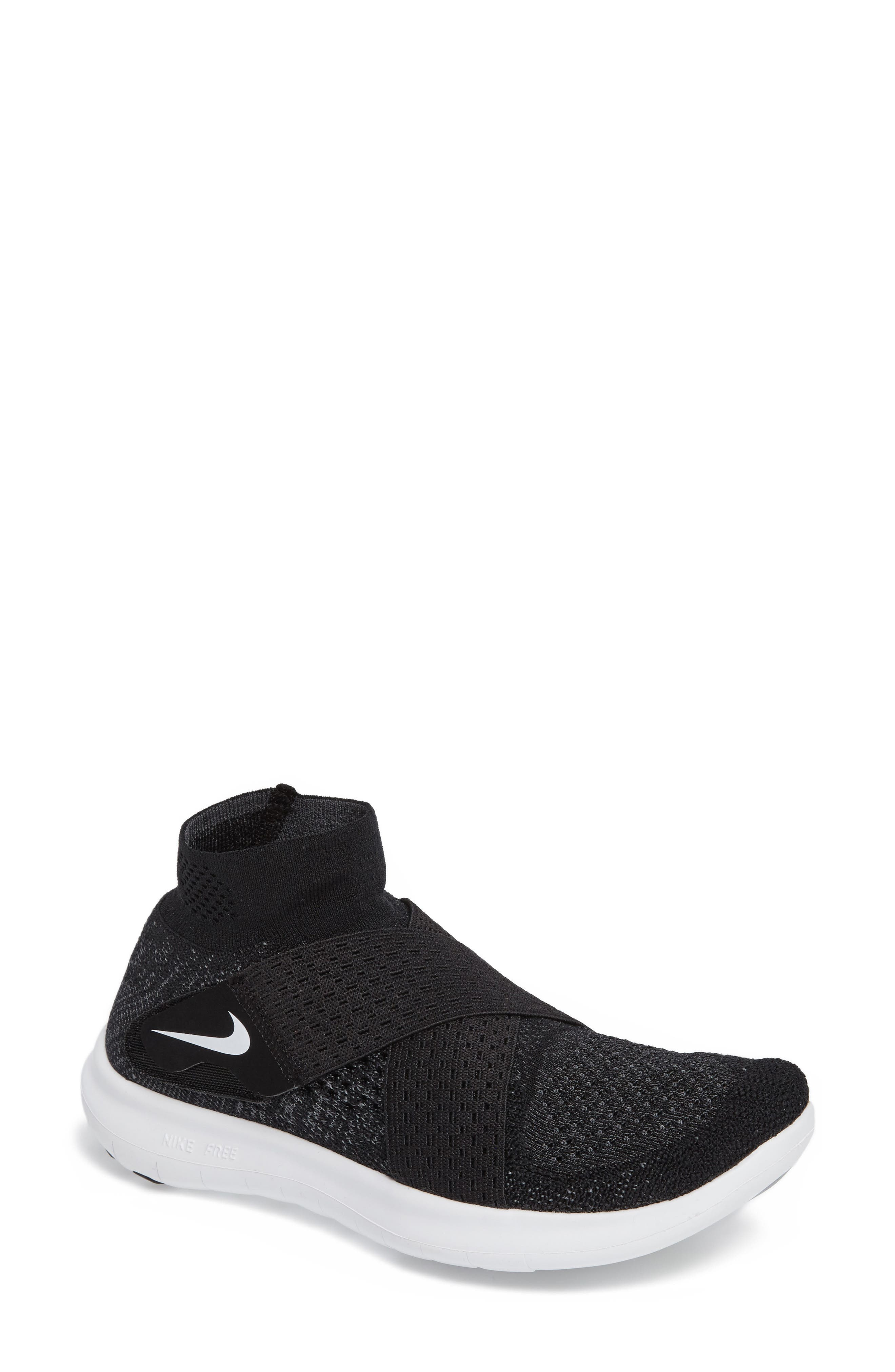 Free Run Flyknit Motion 2017,                         Main,                         color,