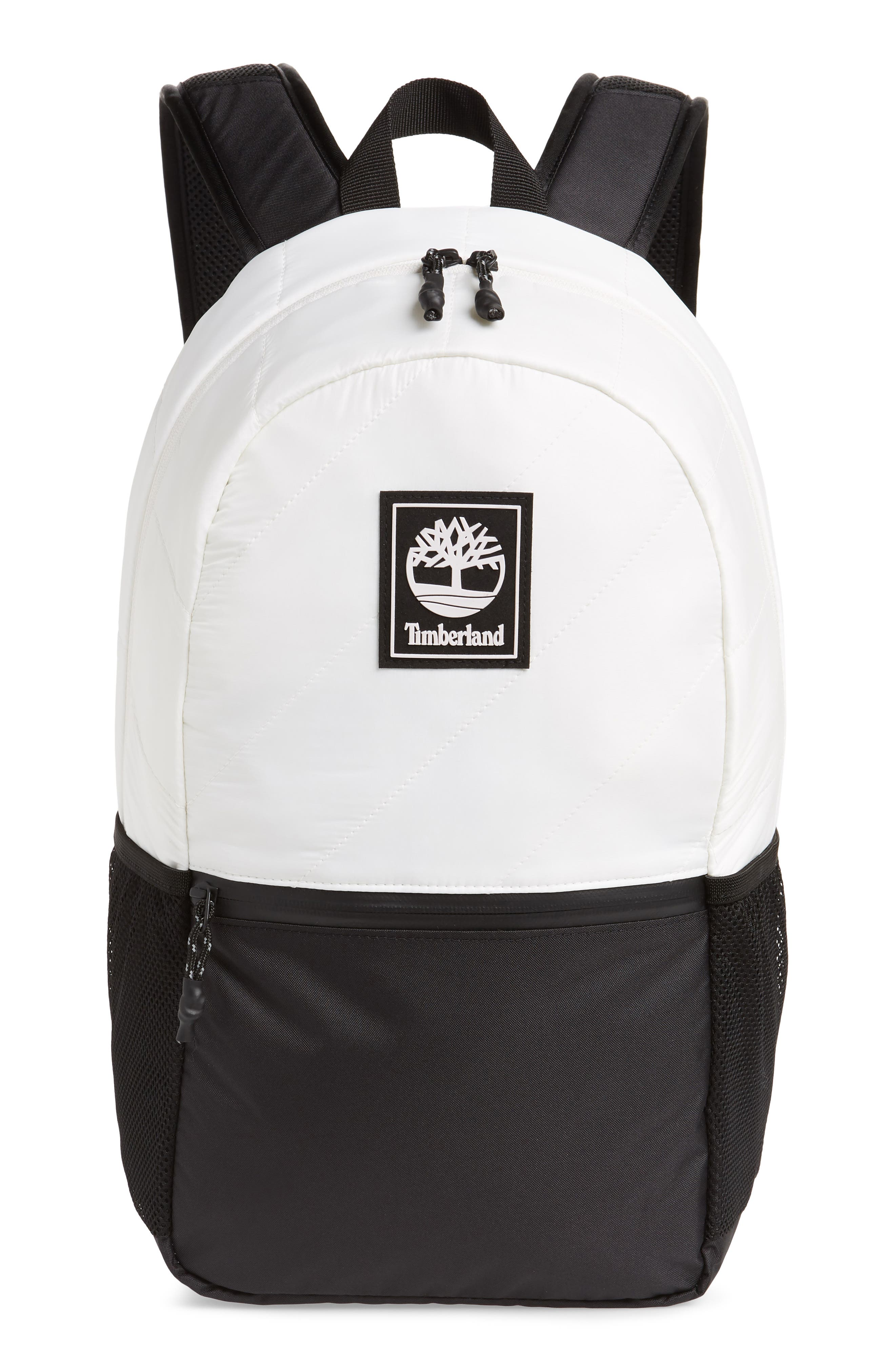 Timberland Classic Backpack - White