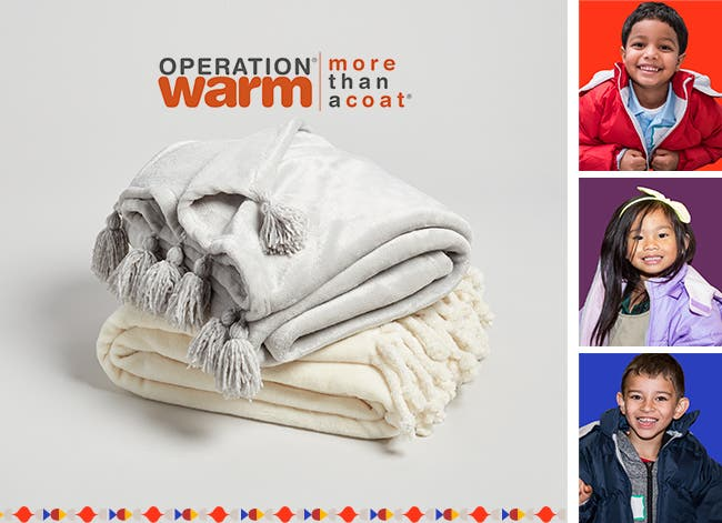 You can help local kids stay warm this winter.