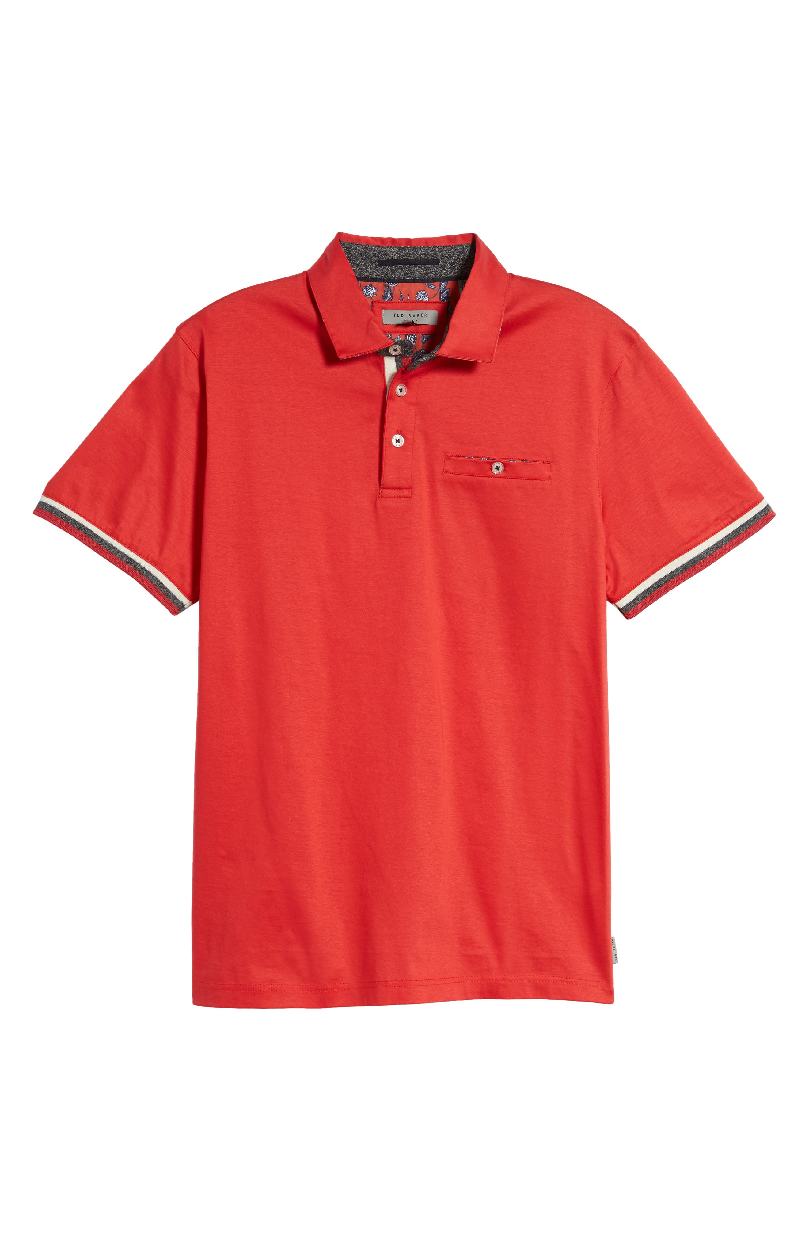Puggle Trim Fit Polo,                             Alternate thumbnail 18, color,