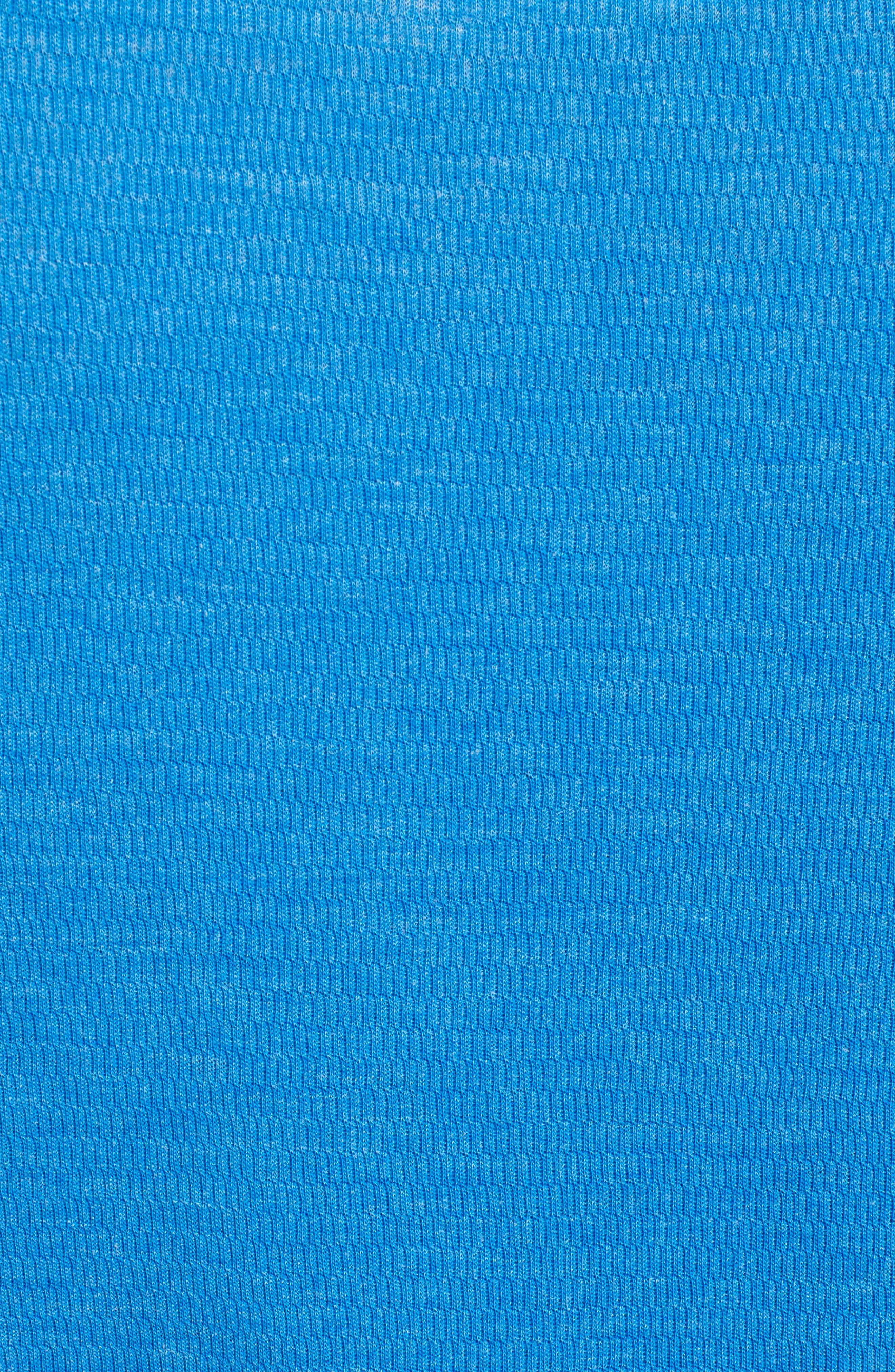 Notch Neck Thermal T-Shirt,                             Alternate thumbnail 33, color,
