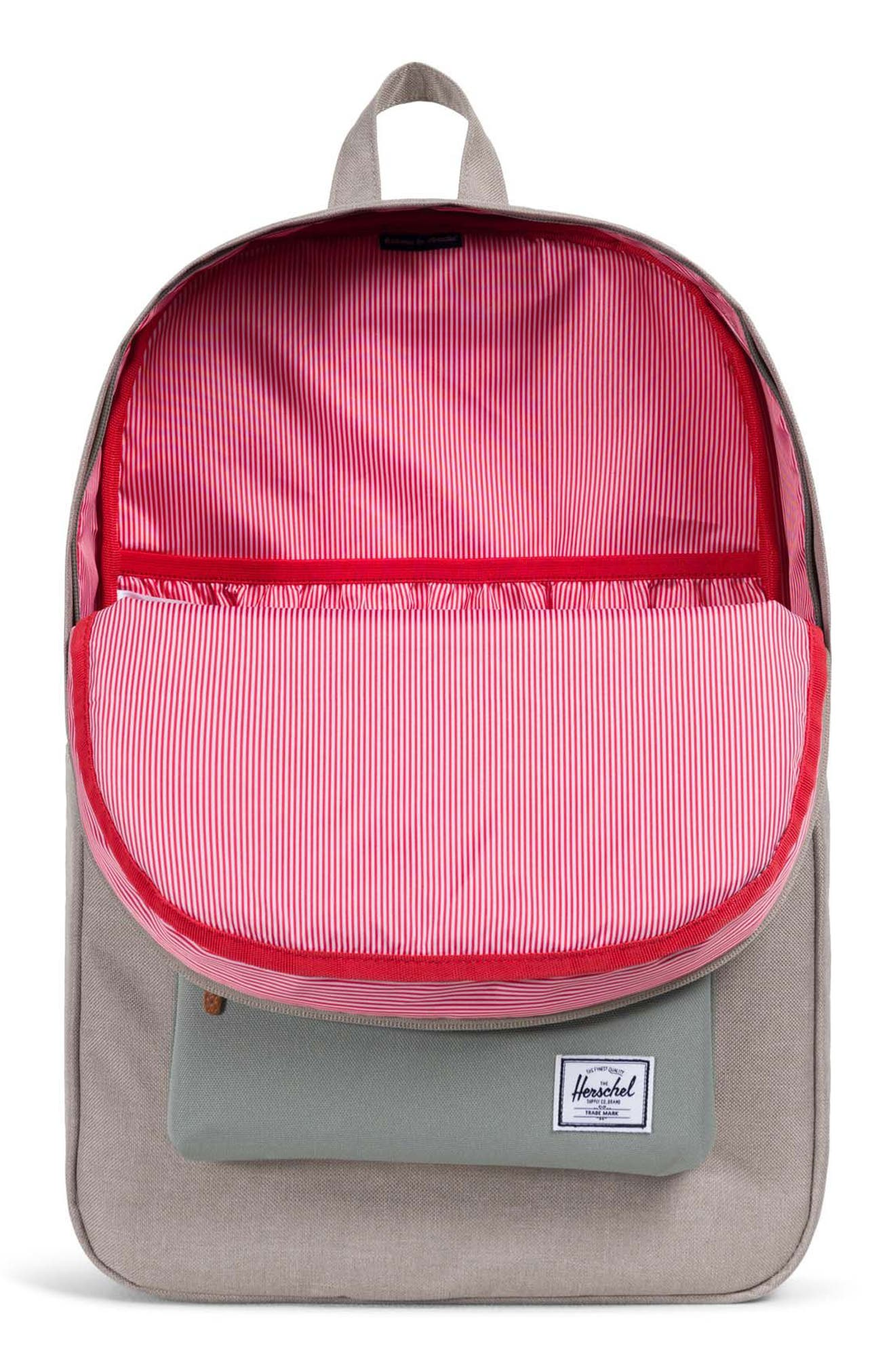 Heritage Backpack,                             Alternate thumbnail 3, color,                             200