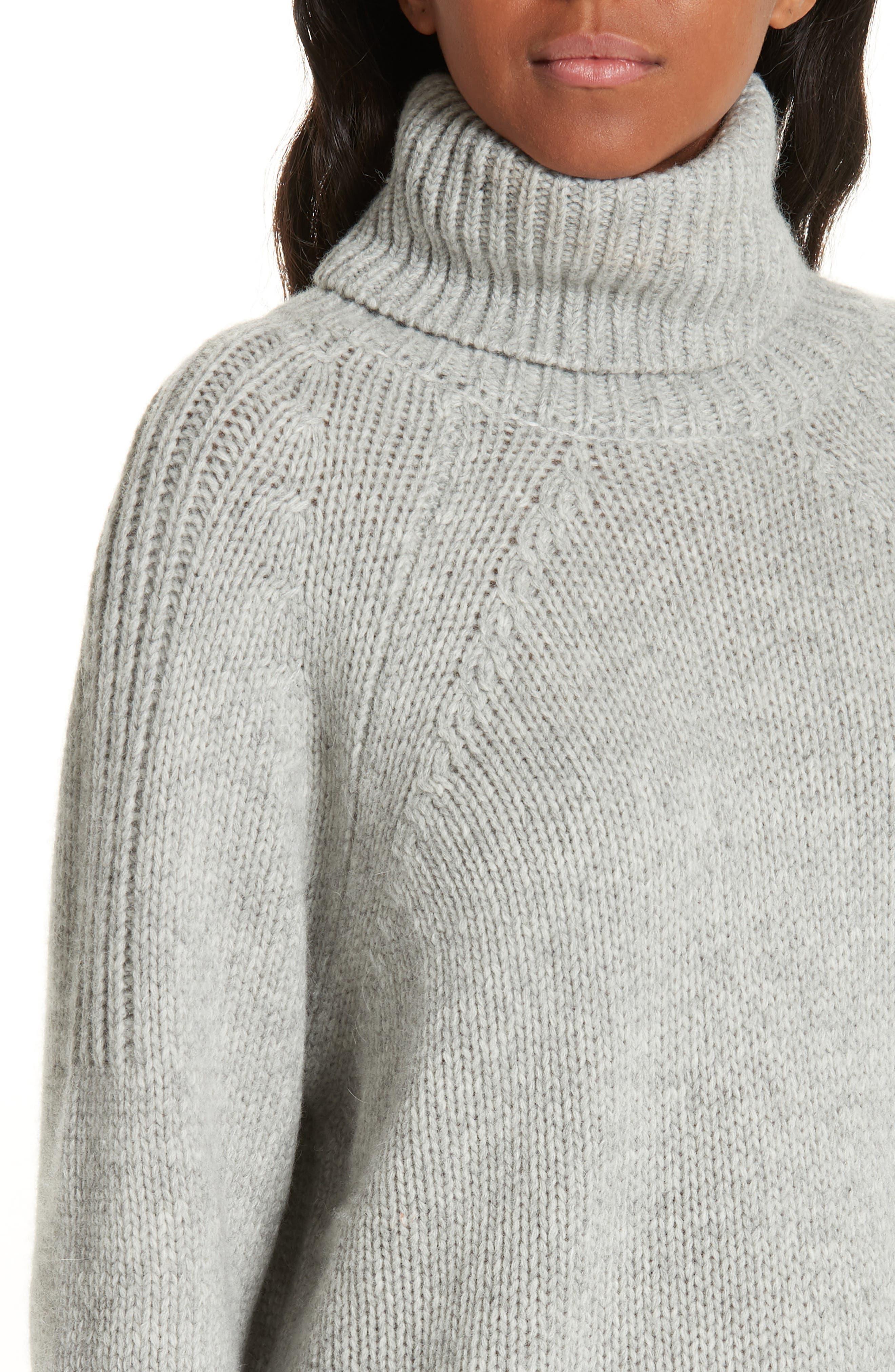 Nagora Sweater,                             Alternate thumbnail 4, color,                             020
