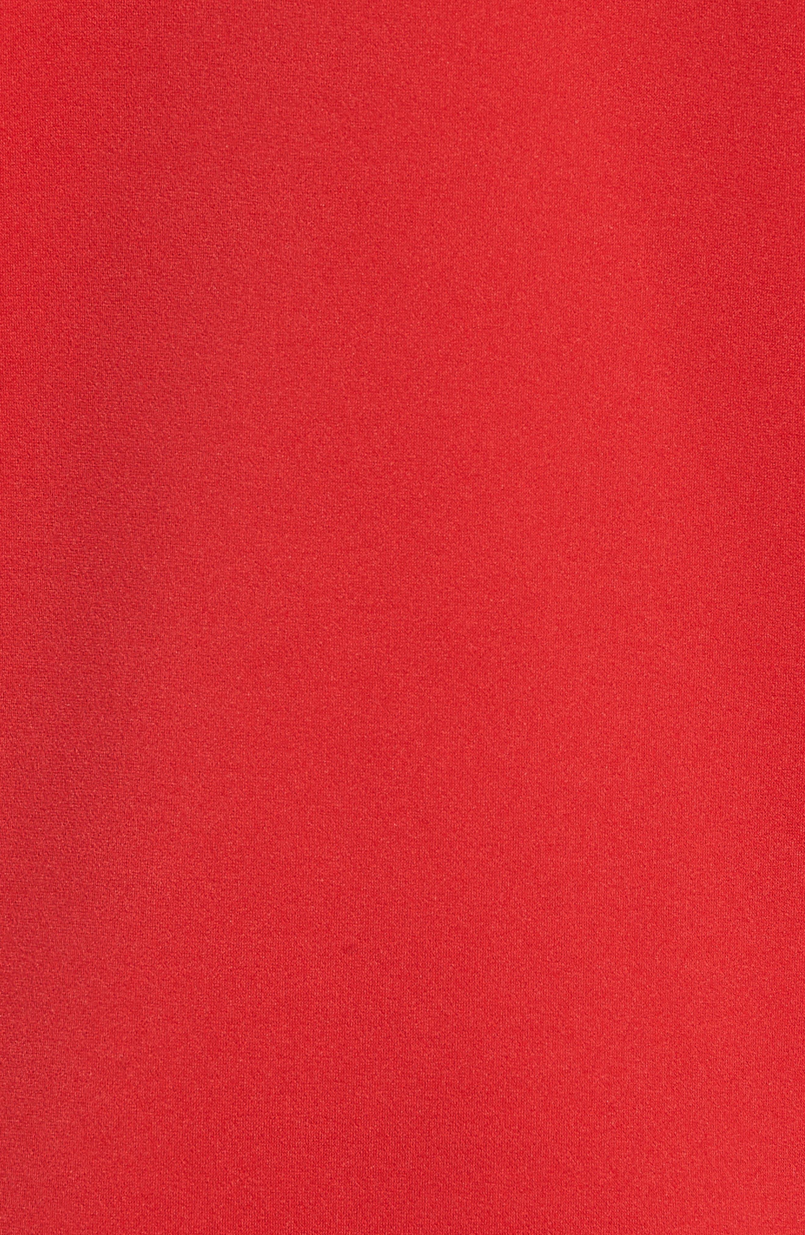 Tenacious Zip Jacket,                             Alternate thumbnail 6, color,                             RAGE RED