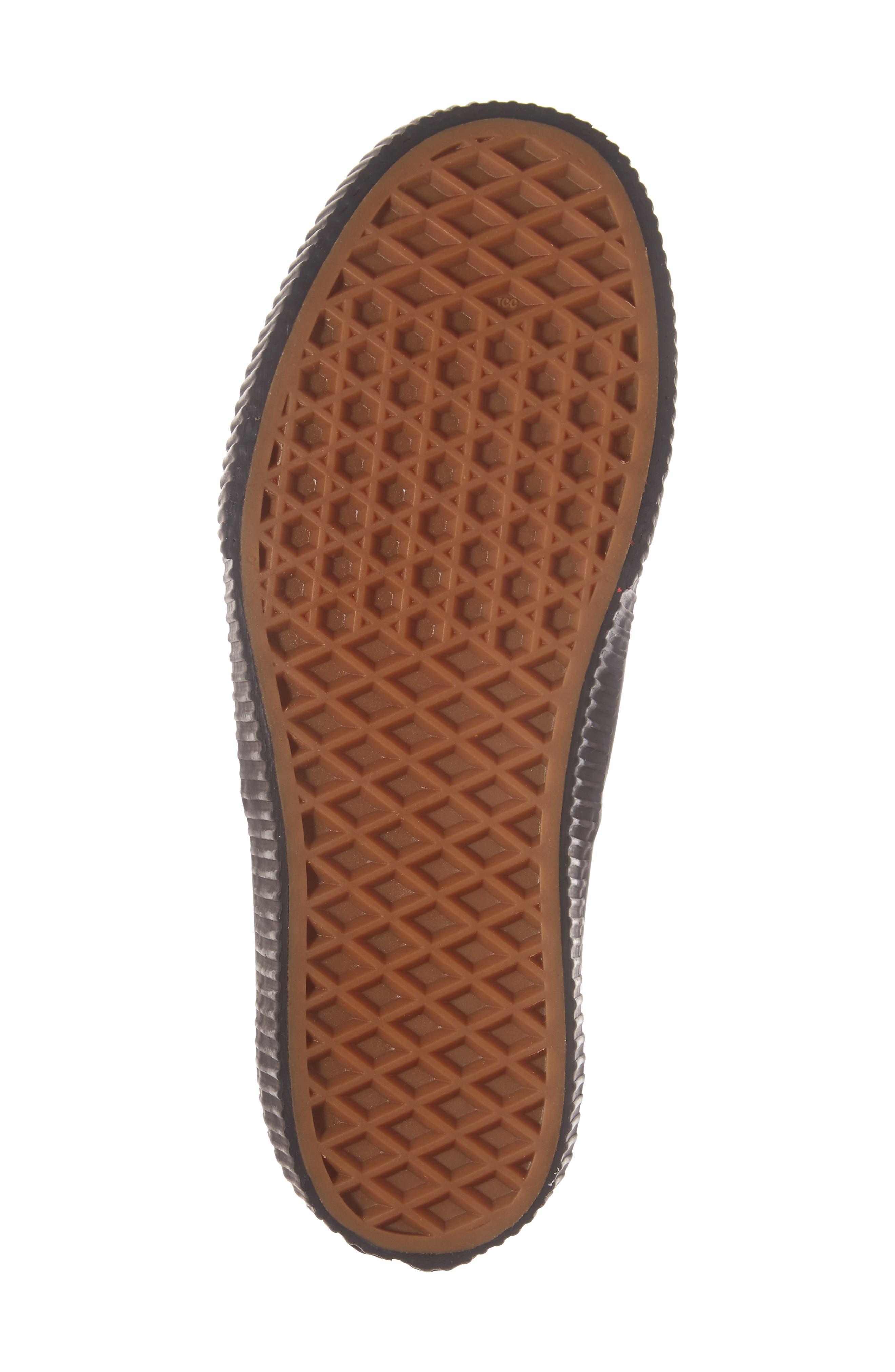 Authentic 2.0 Platform Sneaker,                             Alternate thumbnail 6, color,                             610