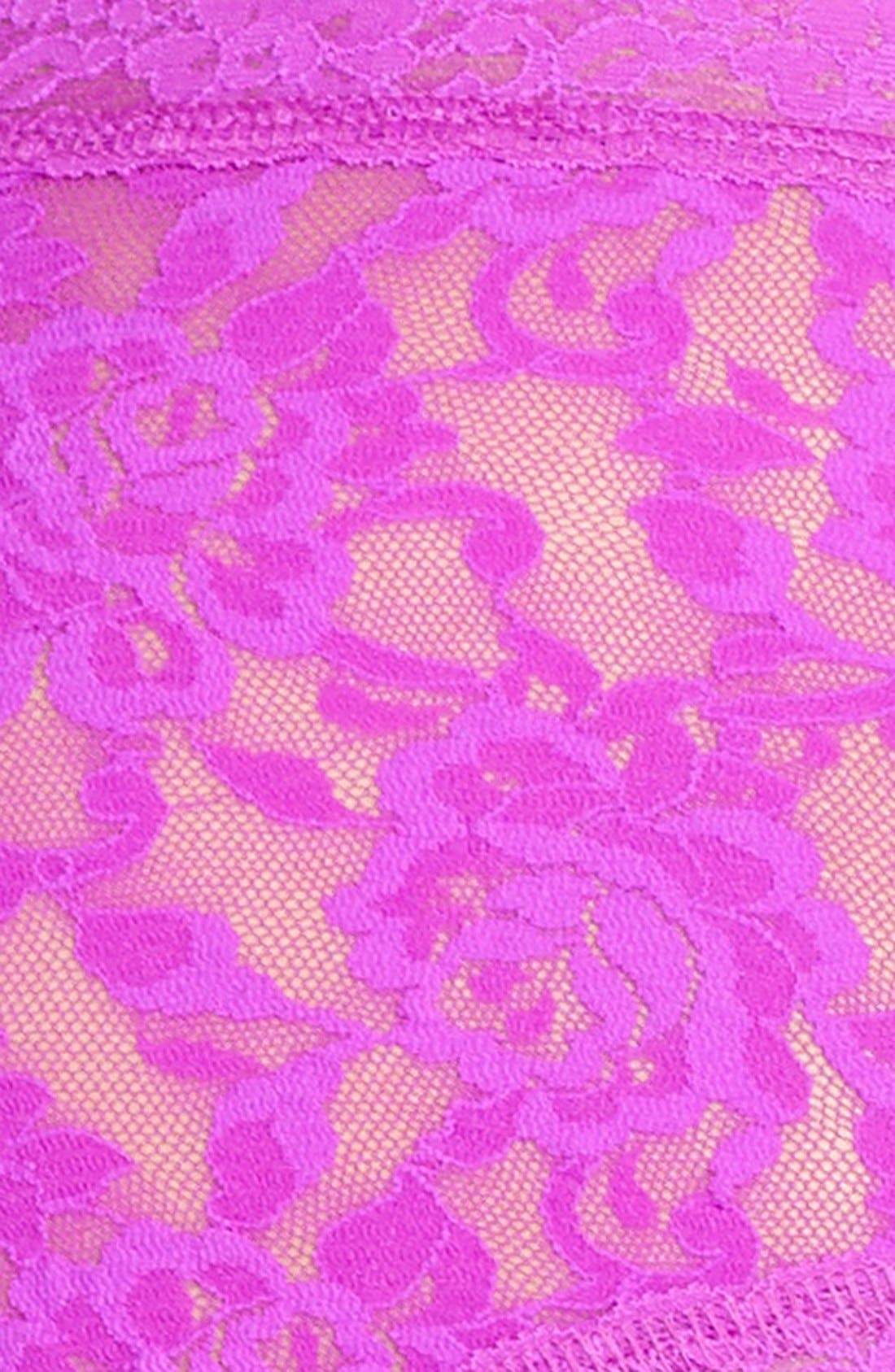 'Signature Lace' Boyshorts,                             Alternate thumbnail 323, color,