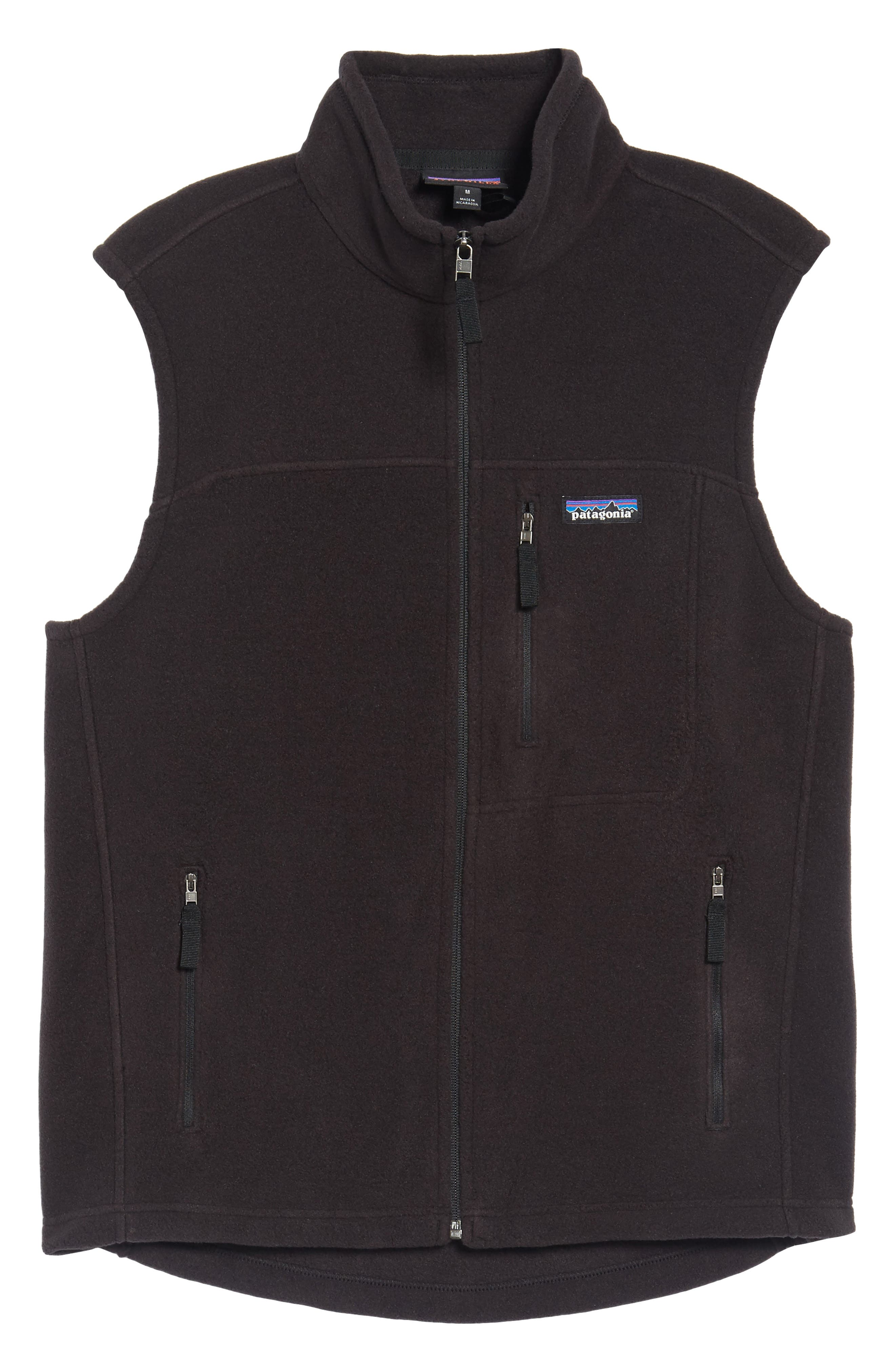 Classic Synchilla<sup>®</sup> Fleece Vest,                             Alternate thumbnail 5, color,                             001