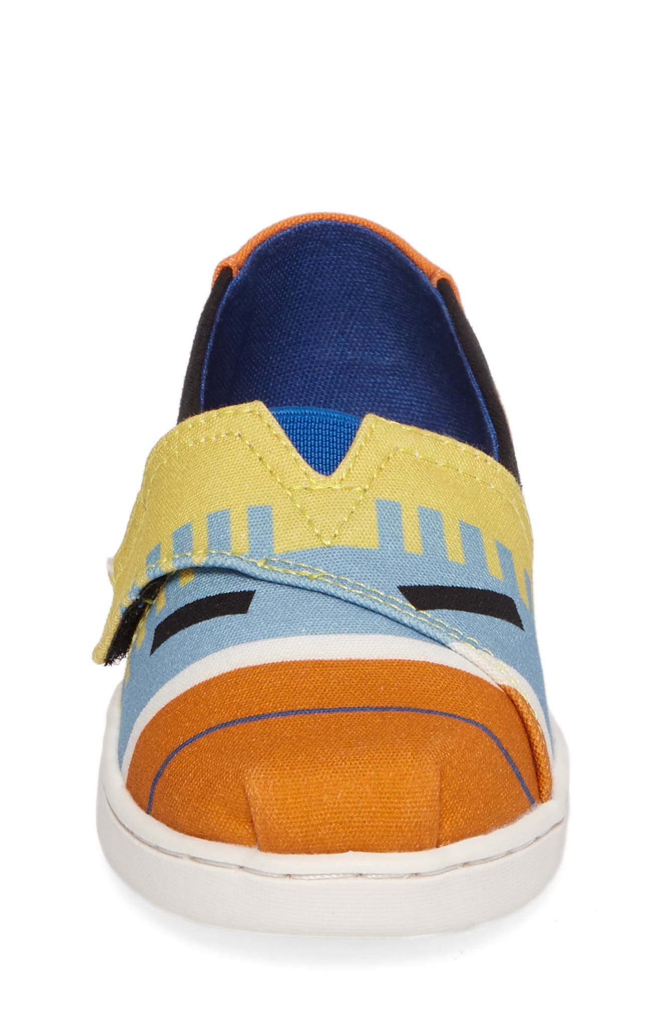 Tiny Alpargata Print Slip-On,                             Alternate thumbnail 16, color,