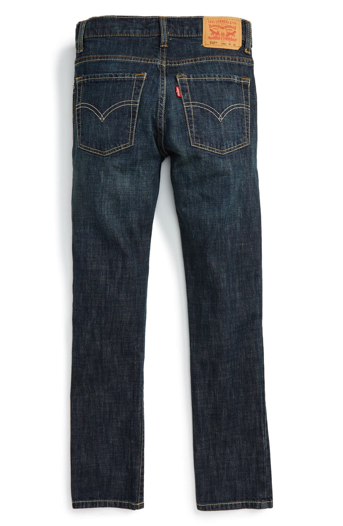 510<sup>™</sup> Skinny Fit Jeans,                             Alternate thumbnail 13, color,