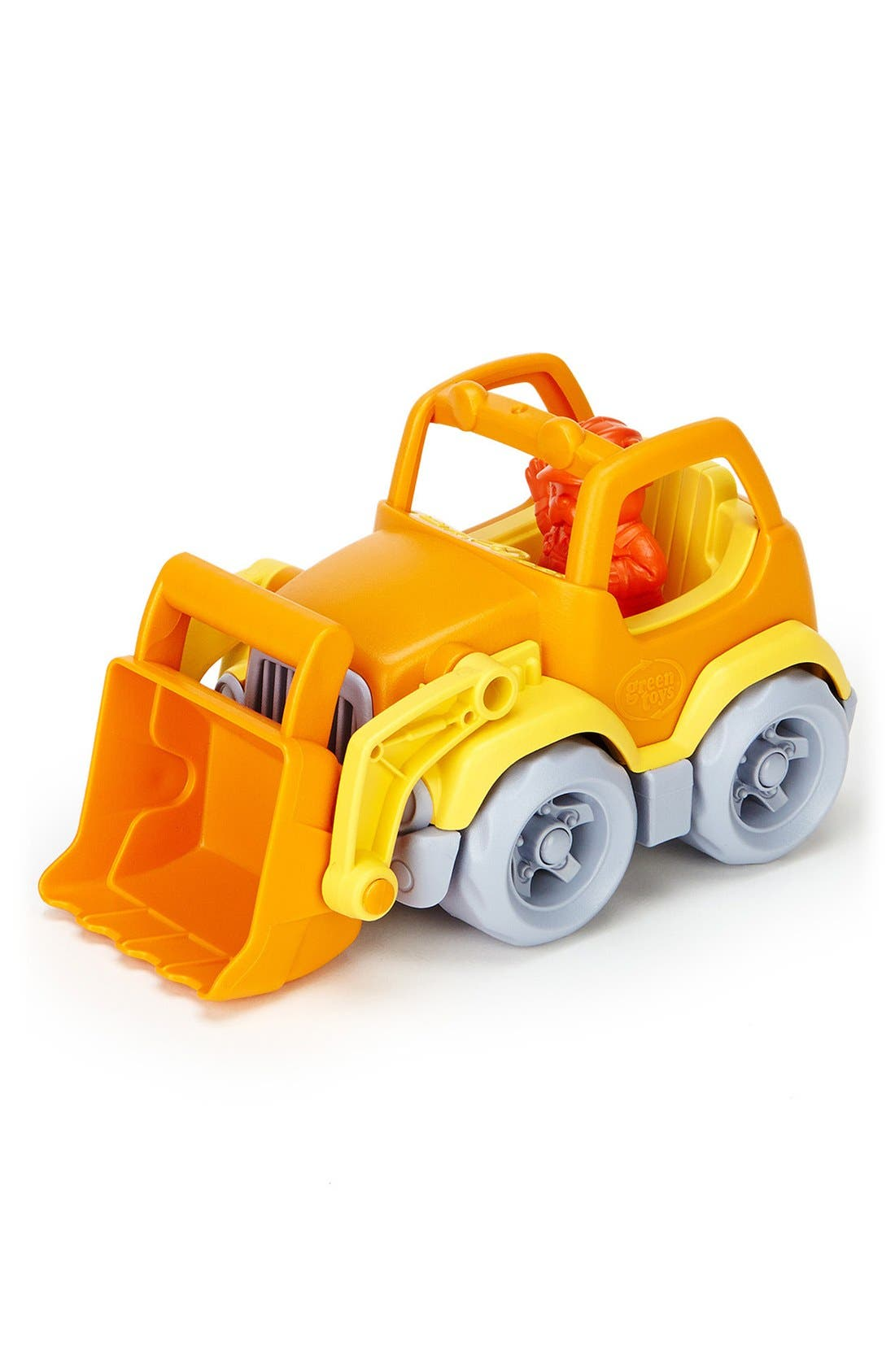 'Scooper' Toy Construction Truck,                             Alternate thumbnail 3, color,                             800