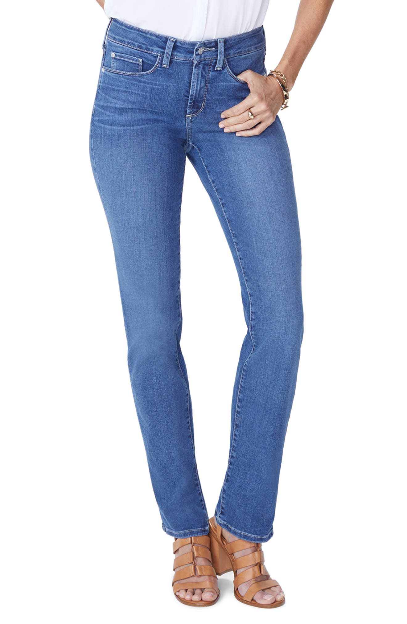 Marilyn Straight Leg Jeans,                             Main thumbnail 1, color,