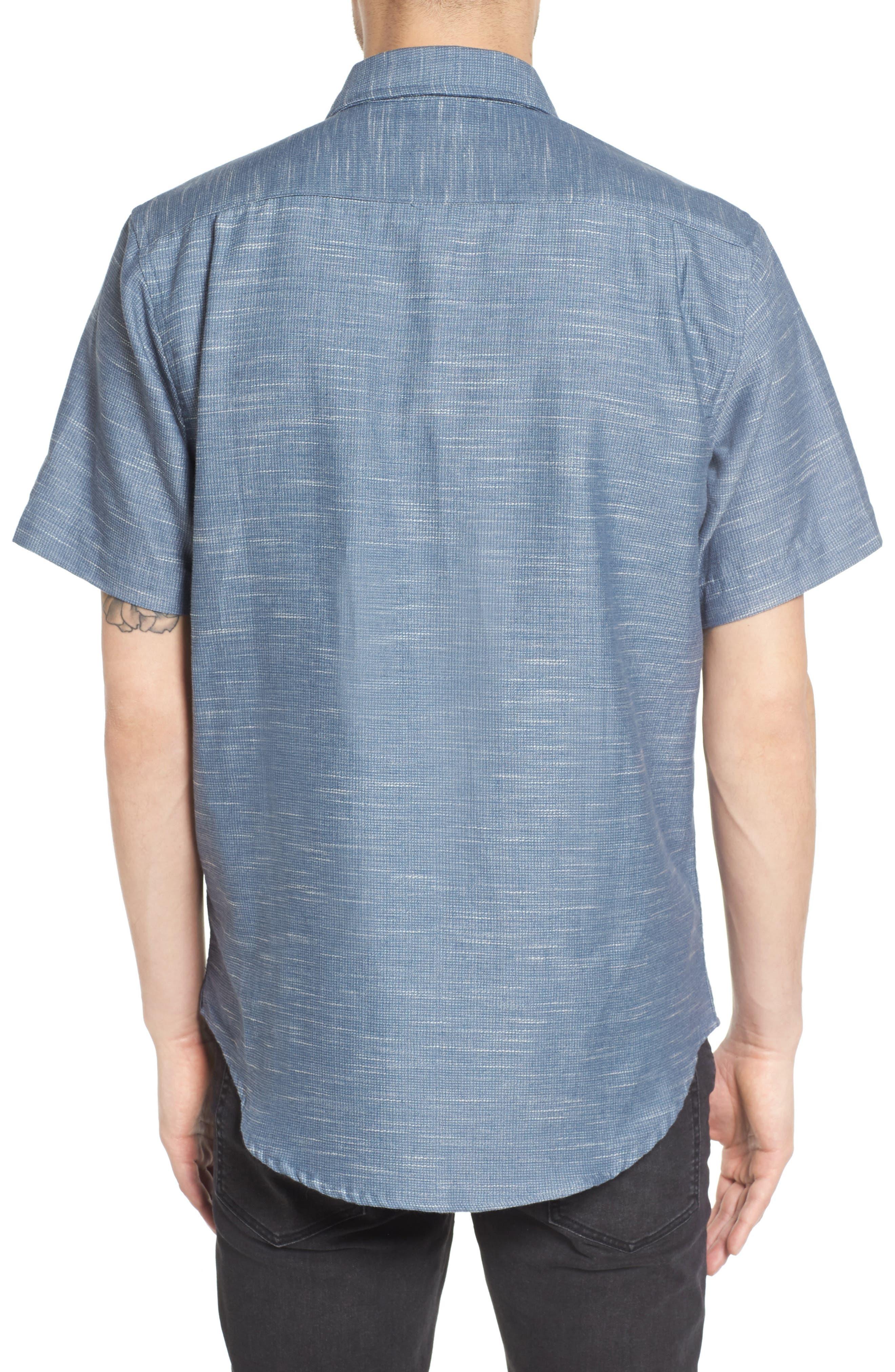 Textured Woven Shirt,                             Alternate thumbnail 2, color,                             476