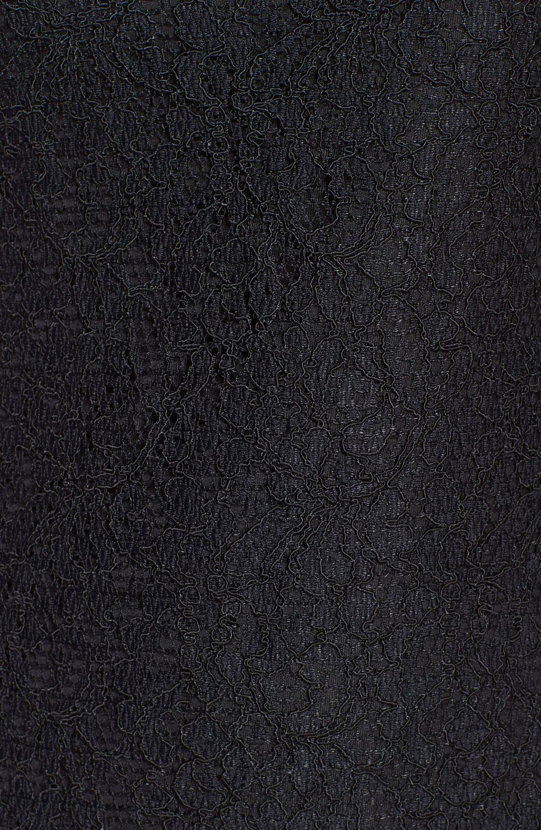 Boatneck Lace Sheath Dress,                             Alternate thumbnail 99, color,