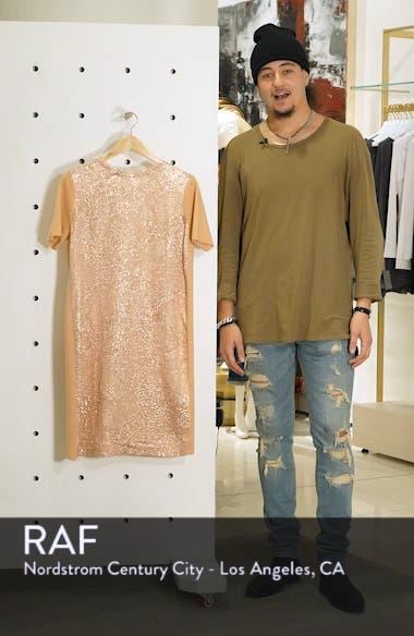 Jonah Jacquard Front Sweater Dress, sales video thumbnail