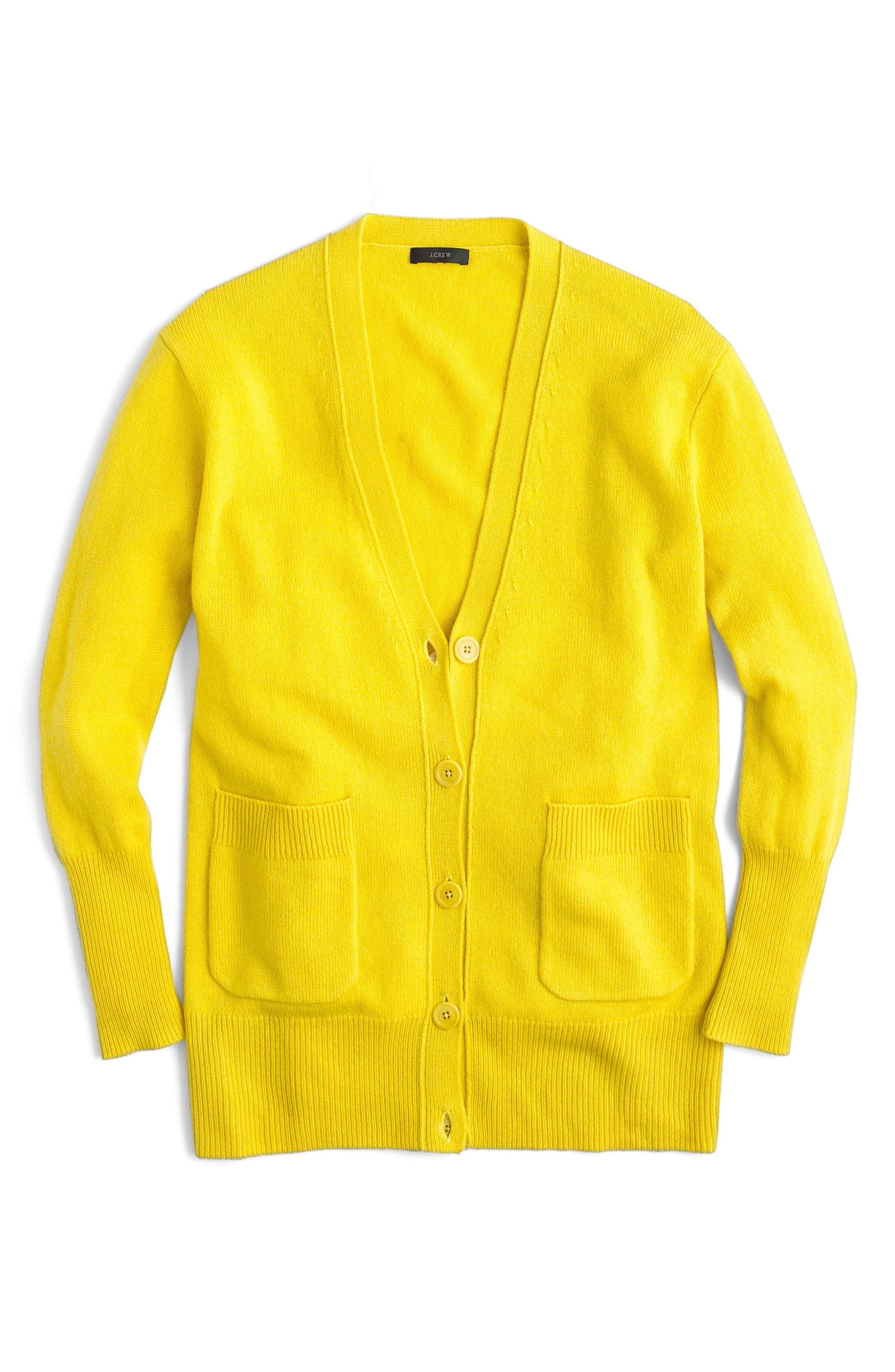 Oversize Wool Blend Cardigan,                             Alternate thumbnail 2, color,                             700
