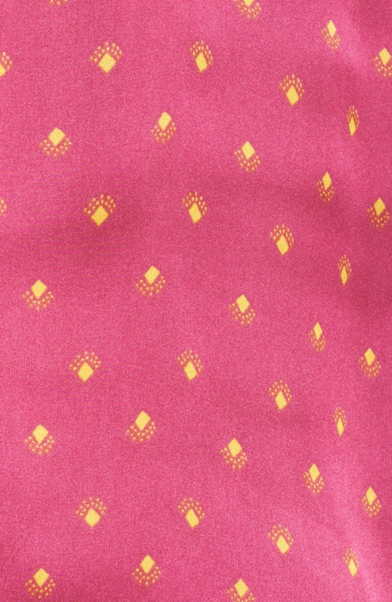 Short Satin Pajamas,                             Alternate thumbnail 15, color,