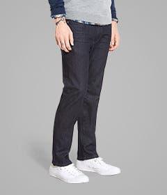 Slim jeans for men.
