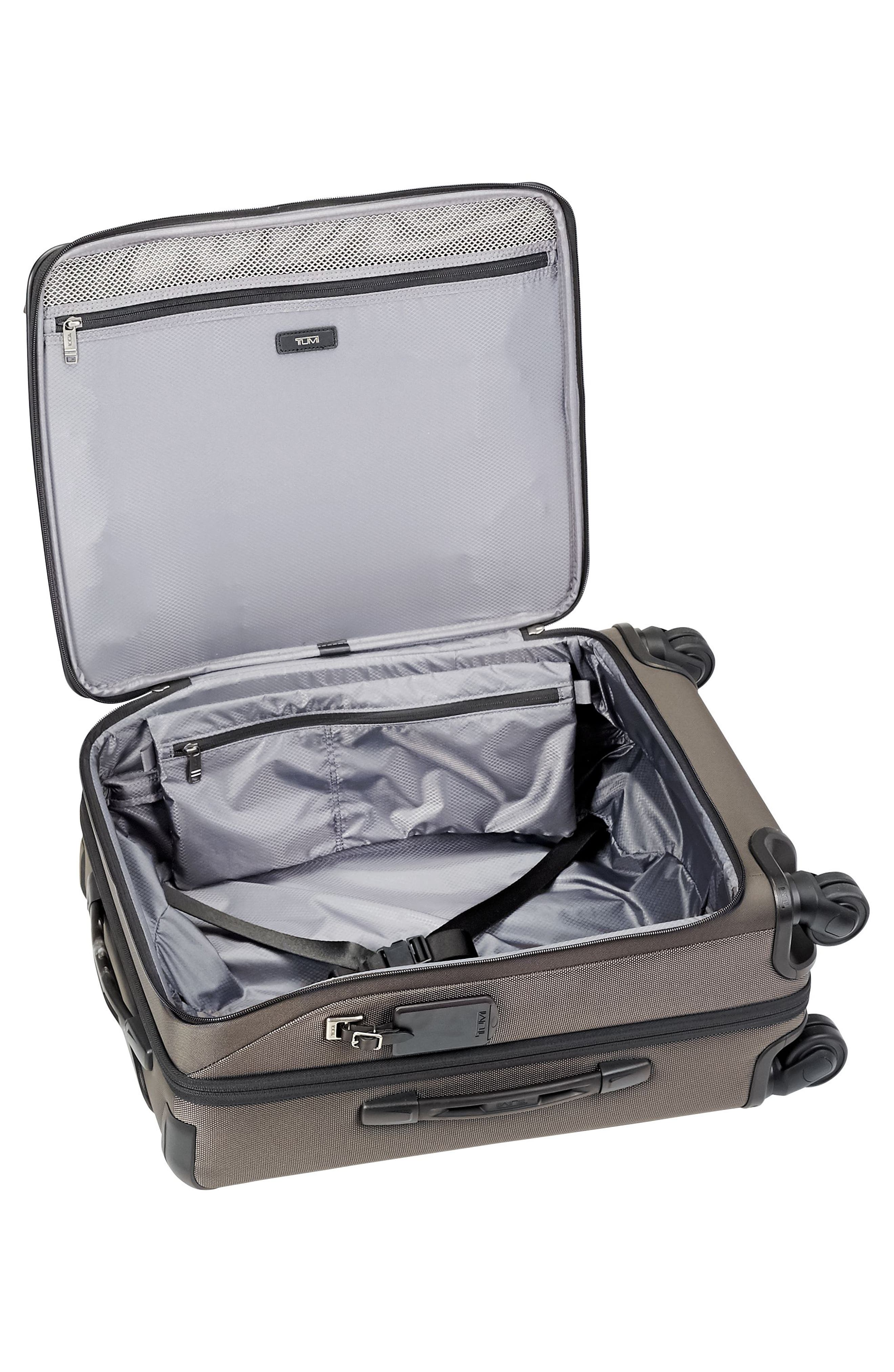 Merge - 22-Inch Continental Expandable Rolling Carry-On,                             Alternate thumbnail 5, color,