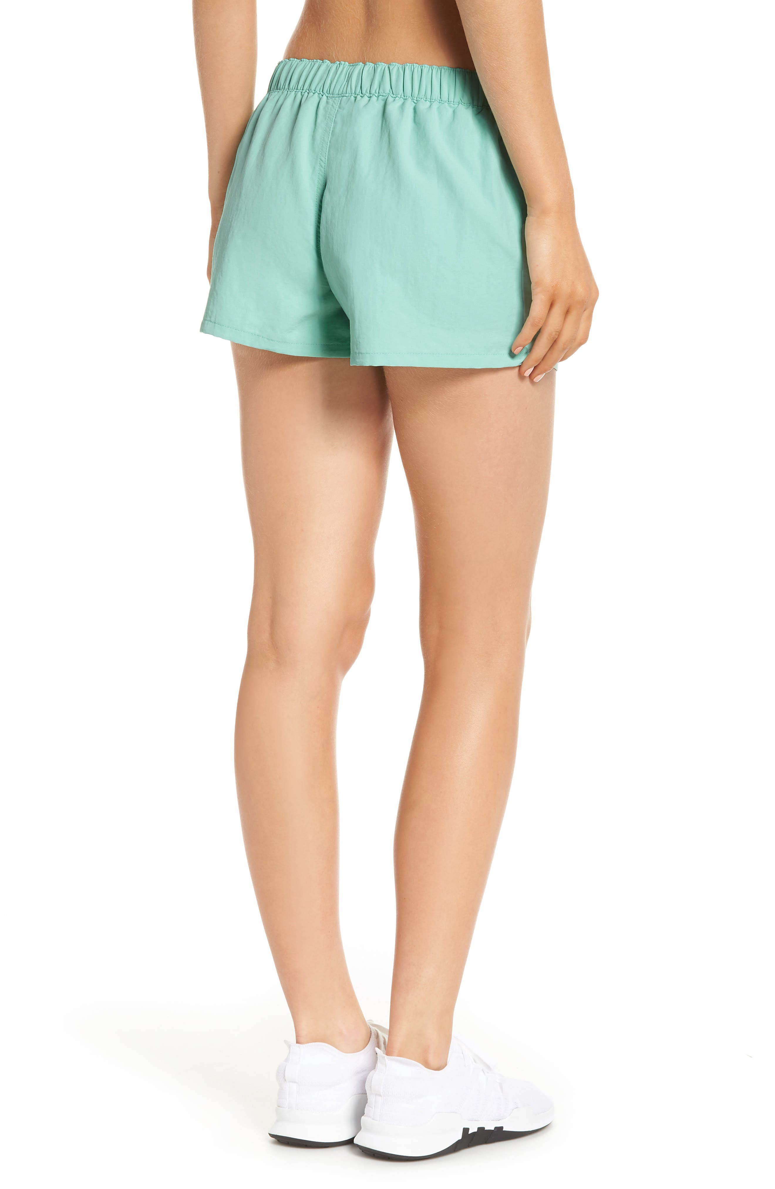Barely Baggies Shorts,                             Alternate thumbnail 2, color,                             VJOSA GREEN