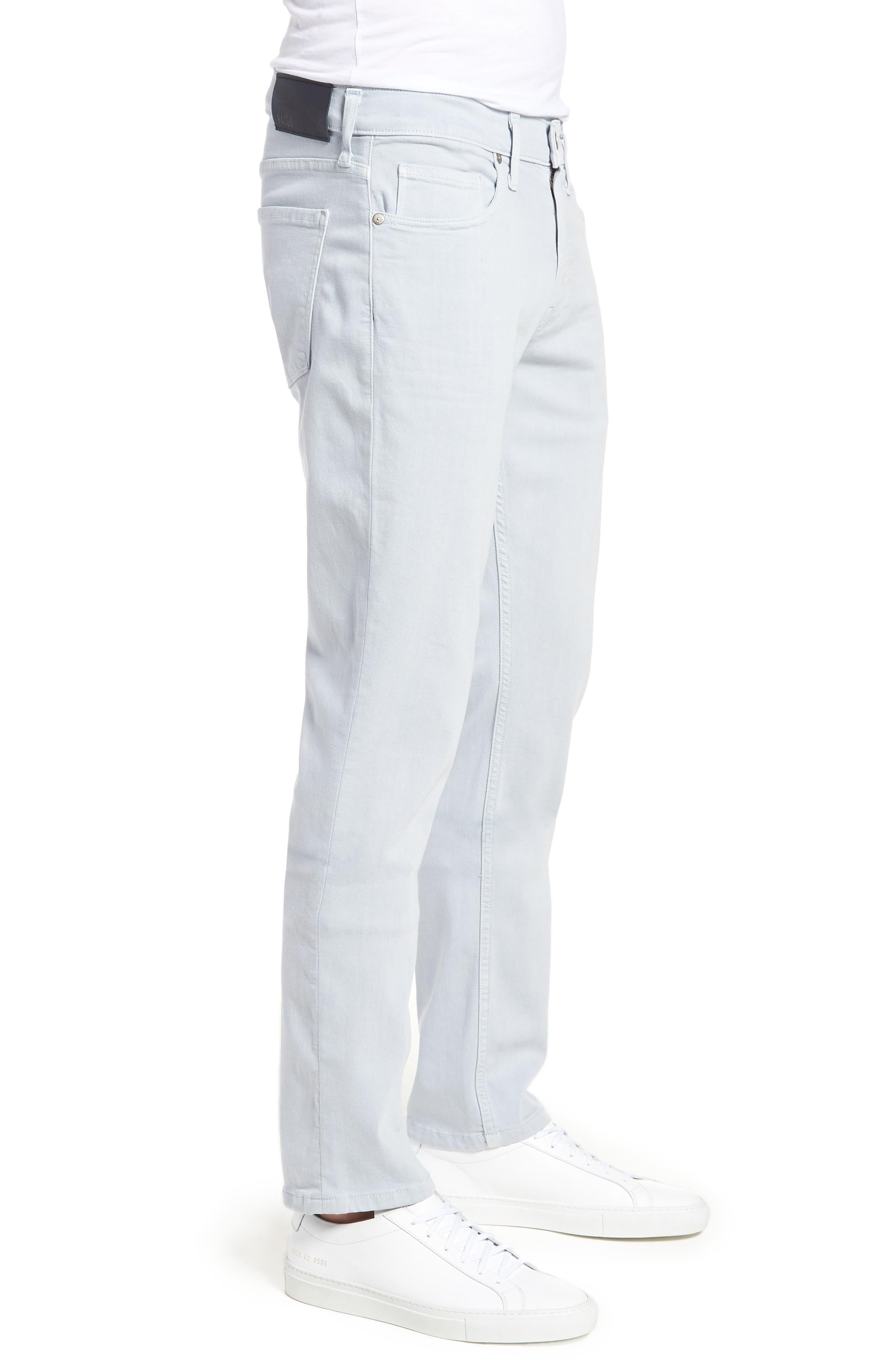 Transcend - Federal Slim Straight Leg Jeans,                             Alternate thumbnail 3, color,                             450