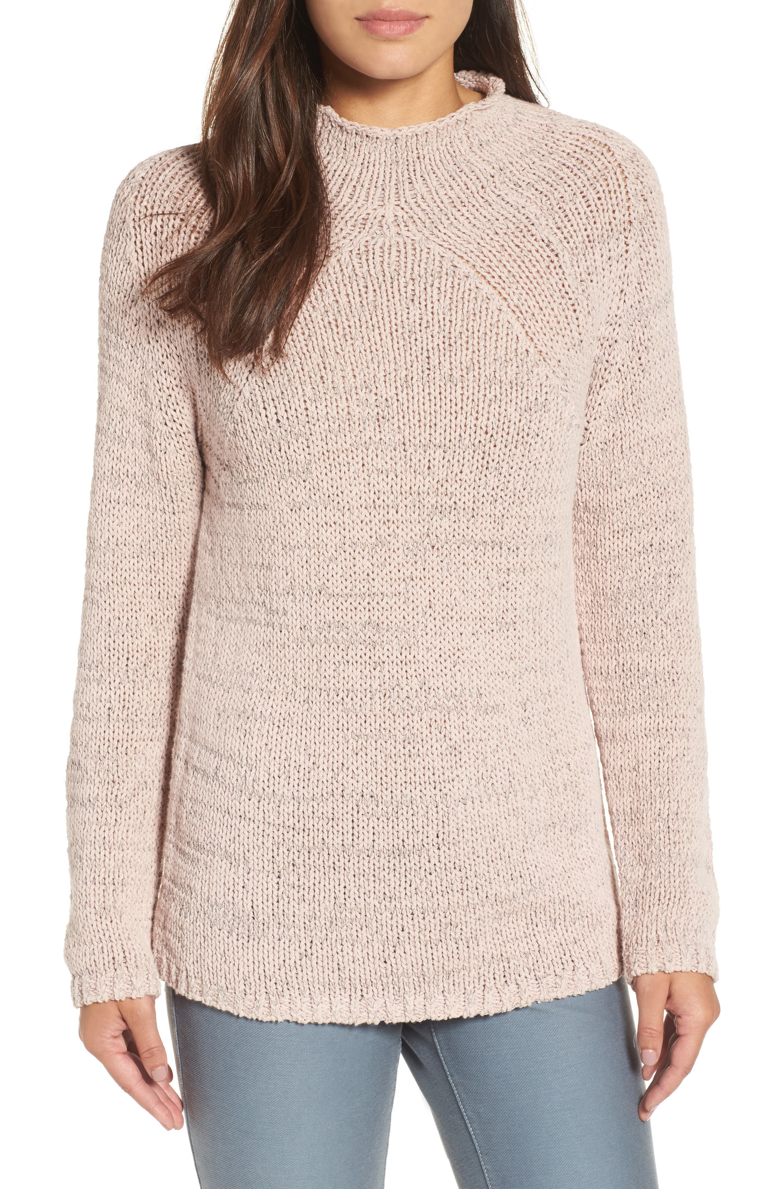 Nic + Zoe Power Move Pullover,                         Main,                         color, 653
