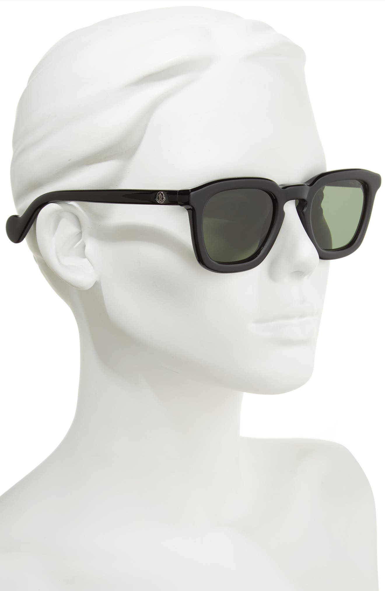 50mm Sunglasses,                             Alternate thumbnail 2, color,                             001