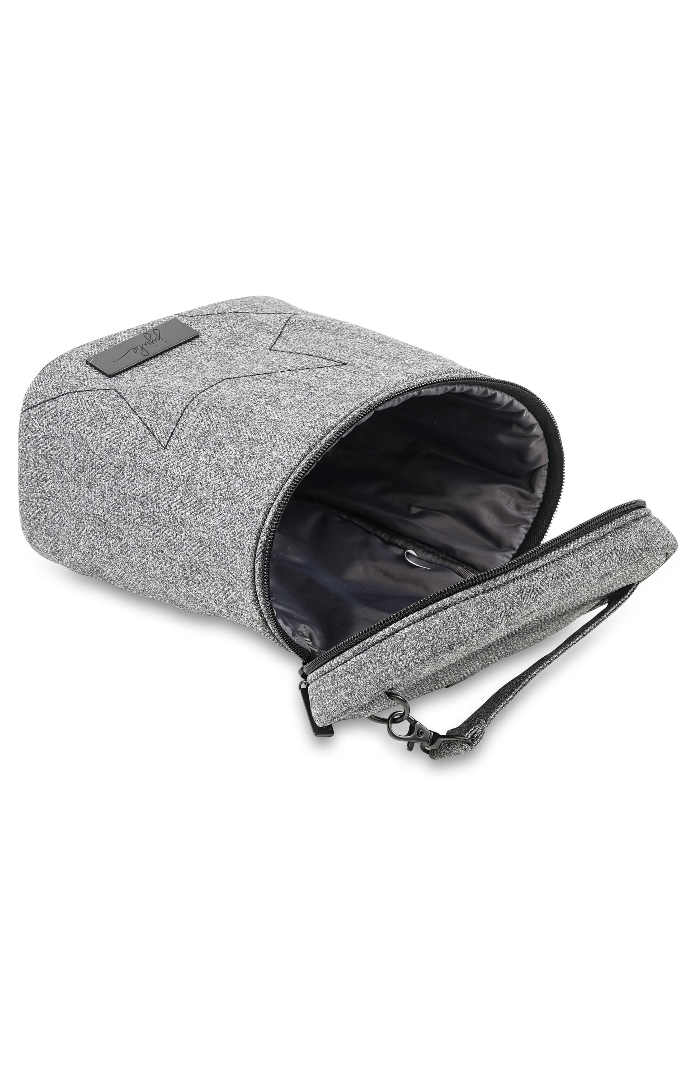 'Fuel Cell - Onyx Collection' Lunch Bag,                             Alternate thumbnail 2, color,                             GRAY MATTER