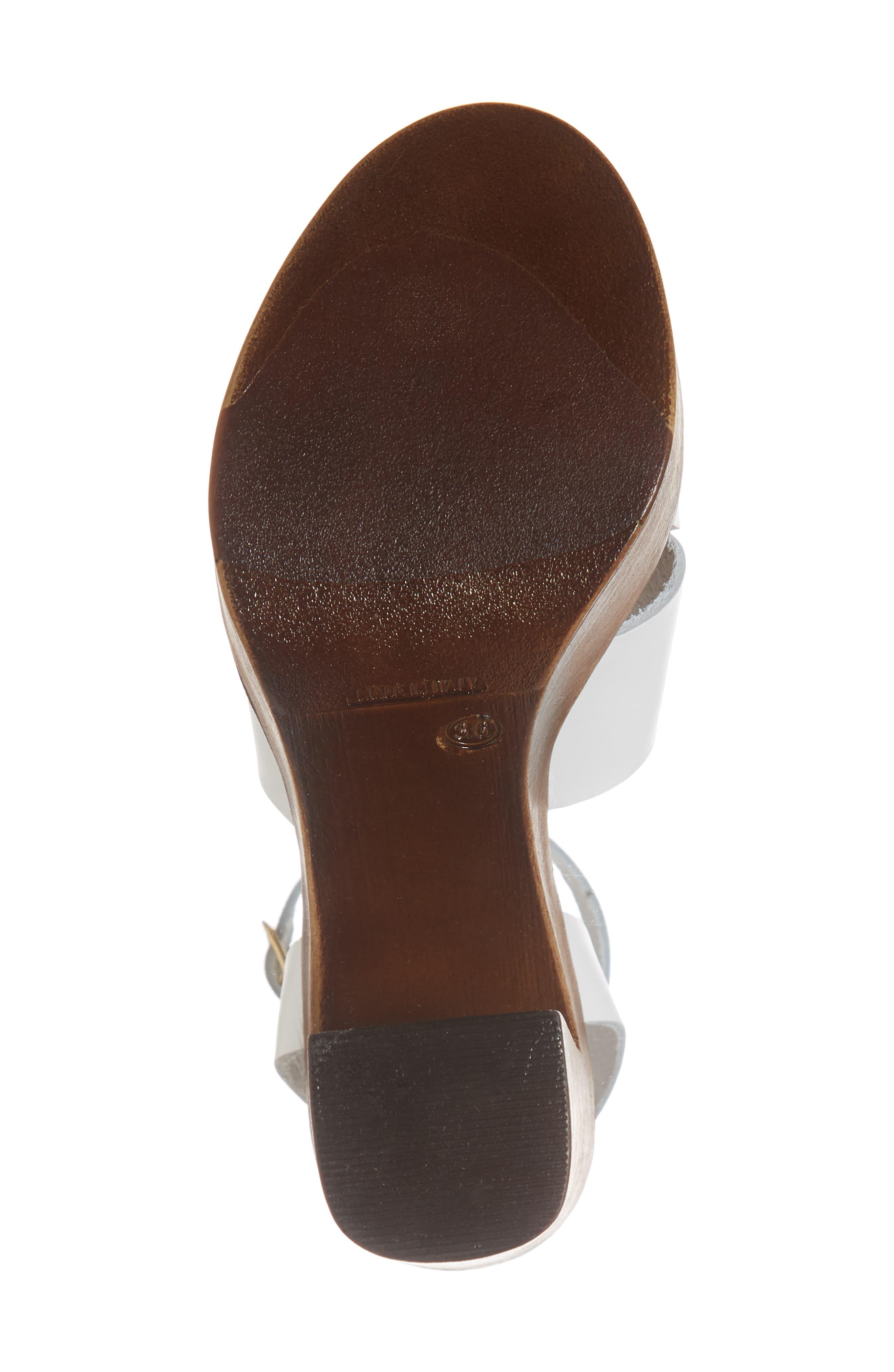 Liliana Platform Sandal,                             Alternate thumbnail 6, color,                             110