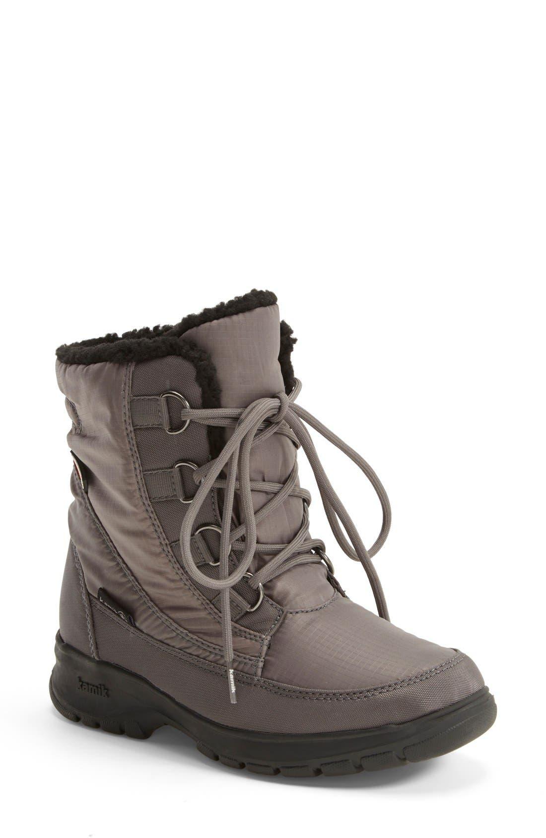 Kamik Baltimore Waterproof Boot, Grey