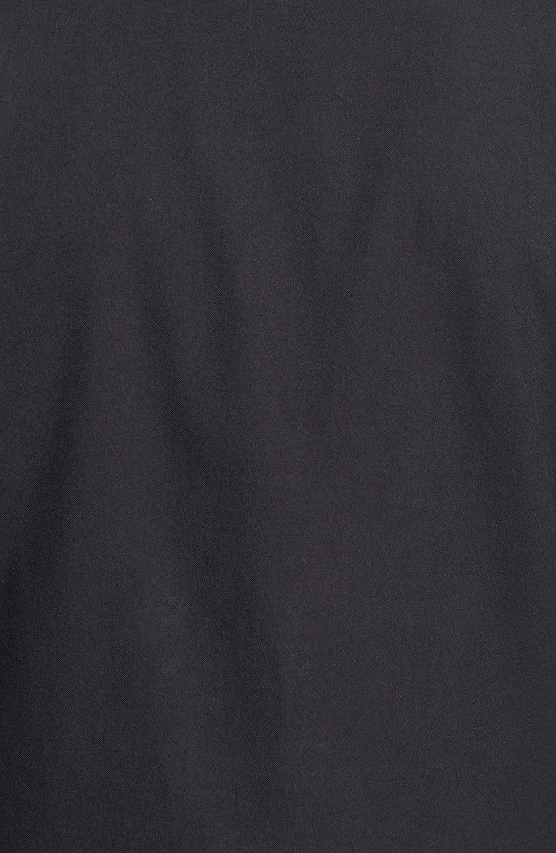 'Sedona' Zip Front Canvas Jacket,                             Alternate thumbnail 3, color,                             001