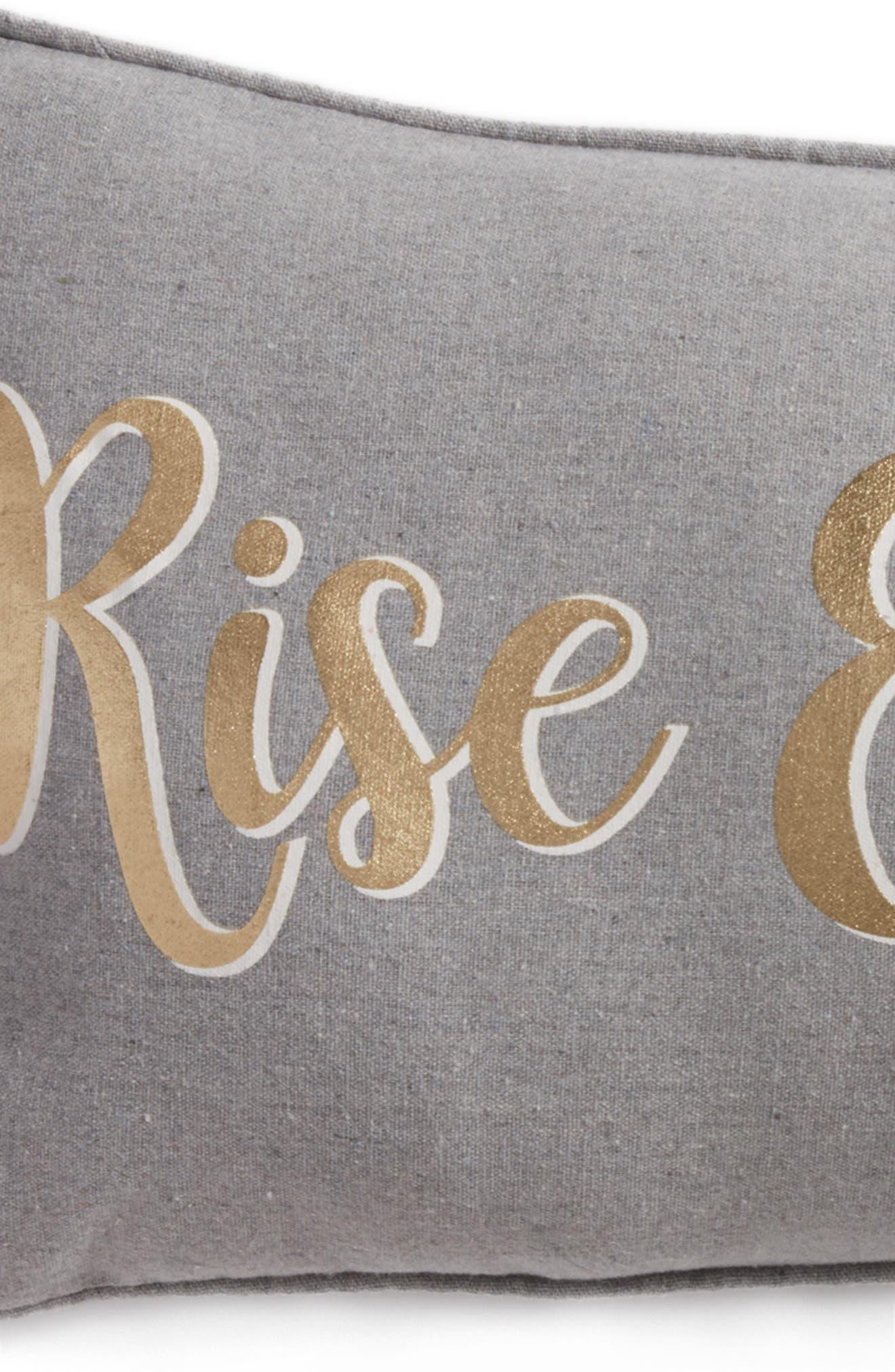 Arden Rise & Shine Accent Pillow,                             Alternate thumbnail 3, color,                             020