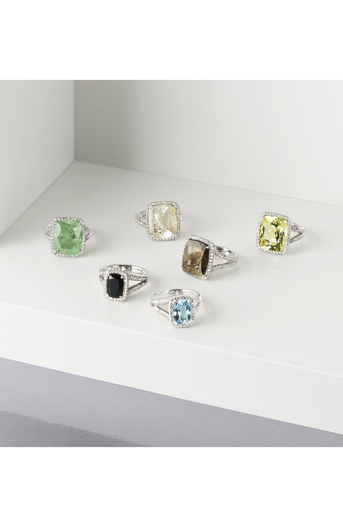 JOHN HARDY,                             Classic Chain Gemstone Ring,                             Alternate thumbnail 3, color,                             041