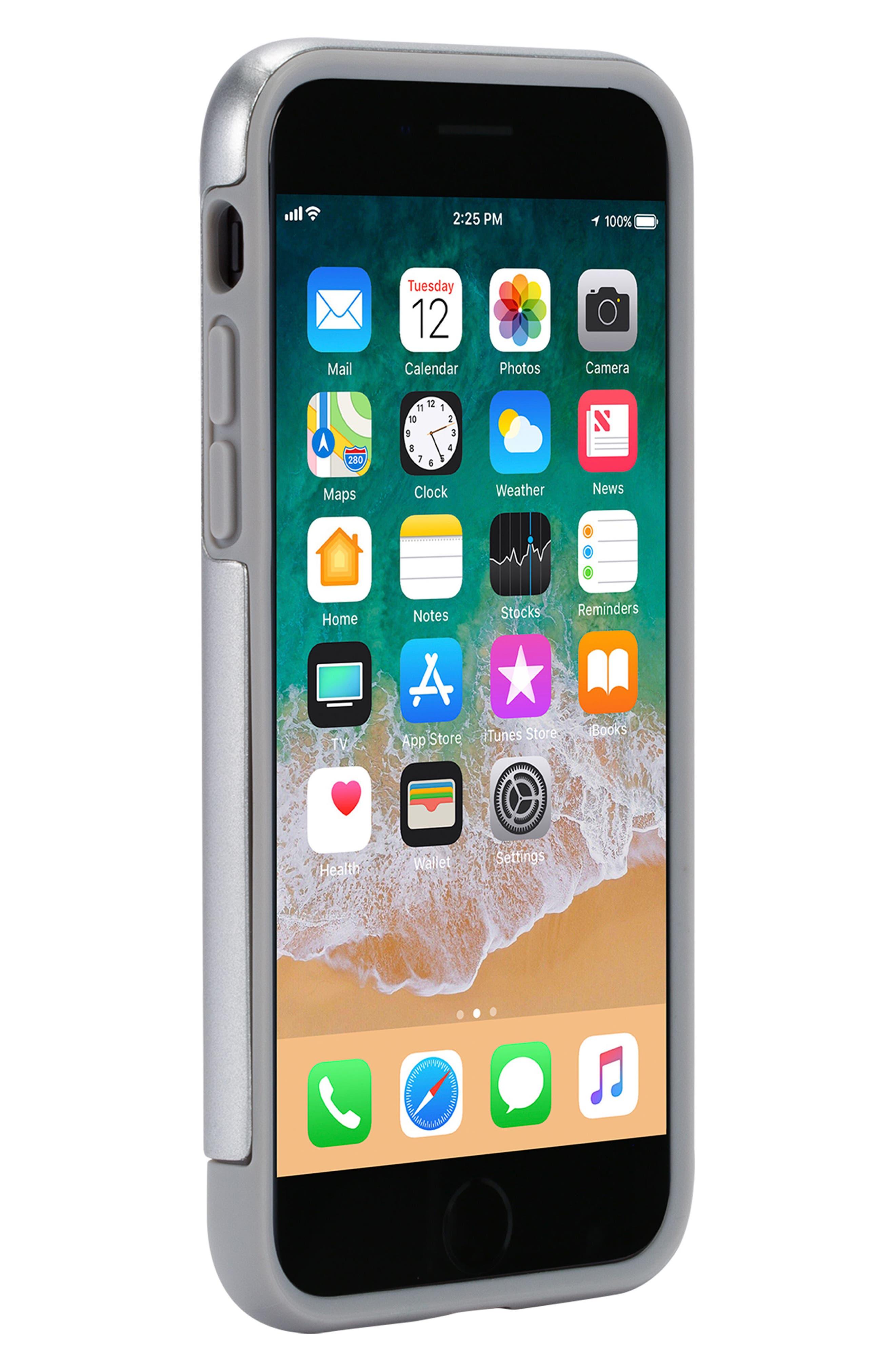 Dual Snap iPhone 7/8 Case,                             Alternate thumbnail 7, color,