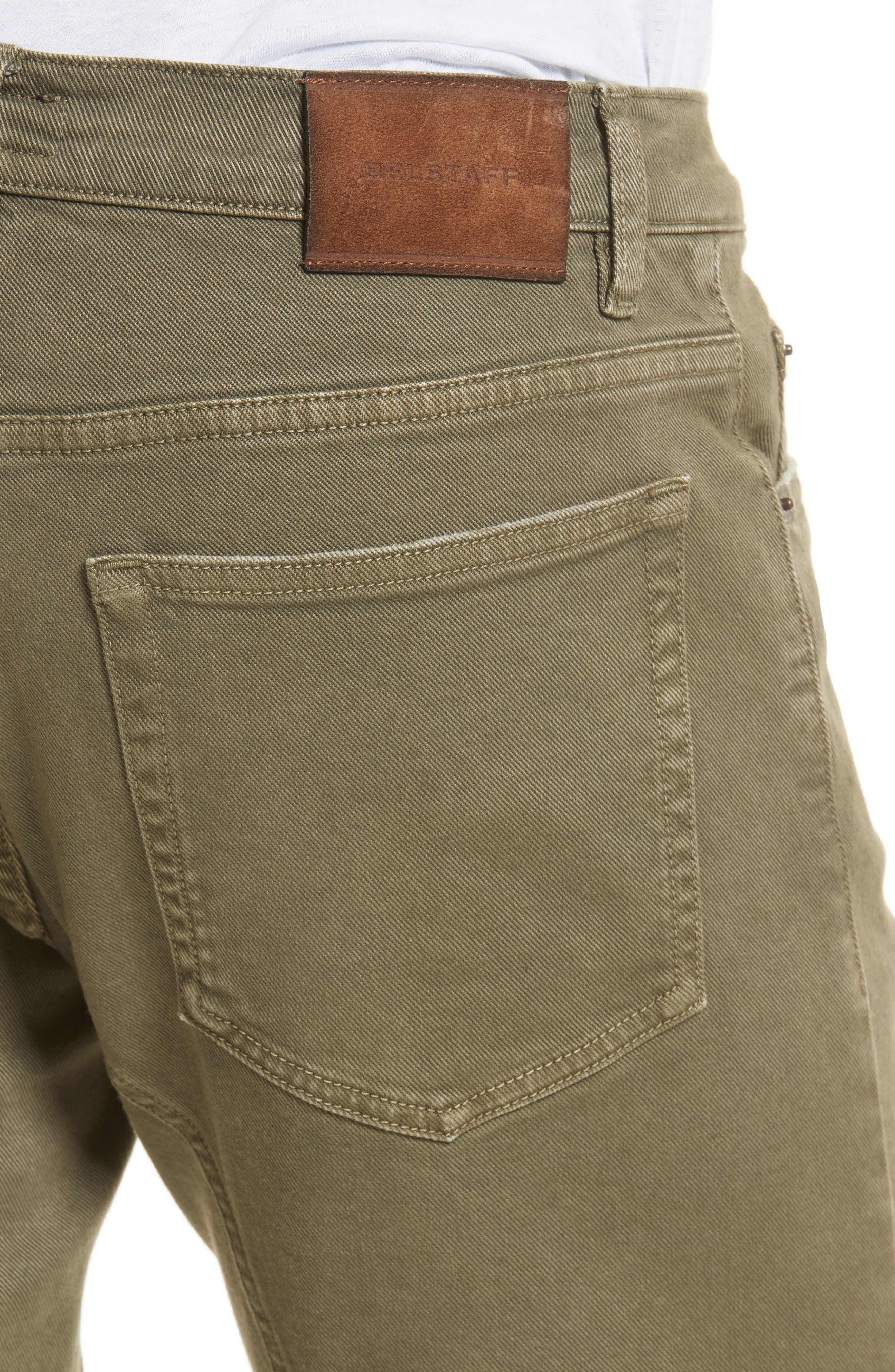 Eastham Tapered Moto Jeans,                             Alternate thumbnail 4, color,                             251