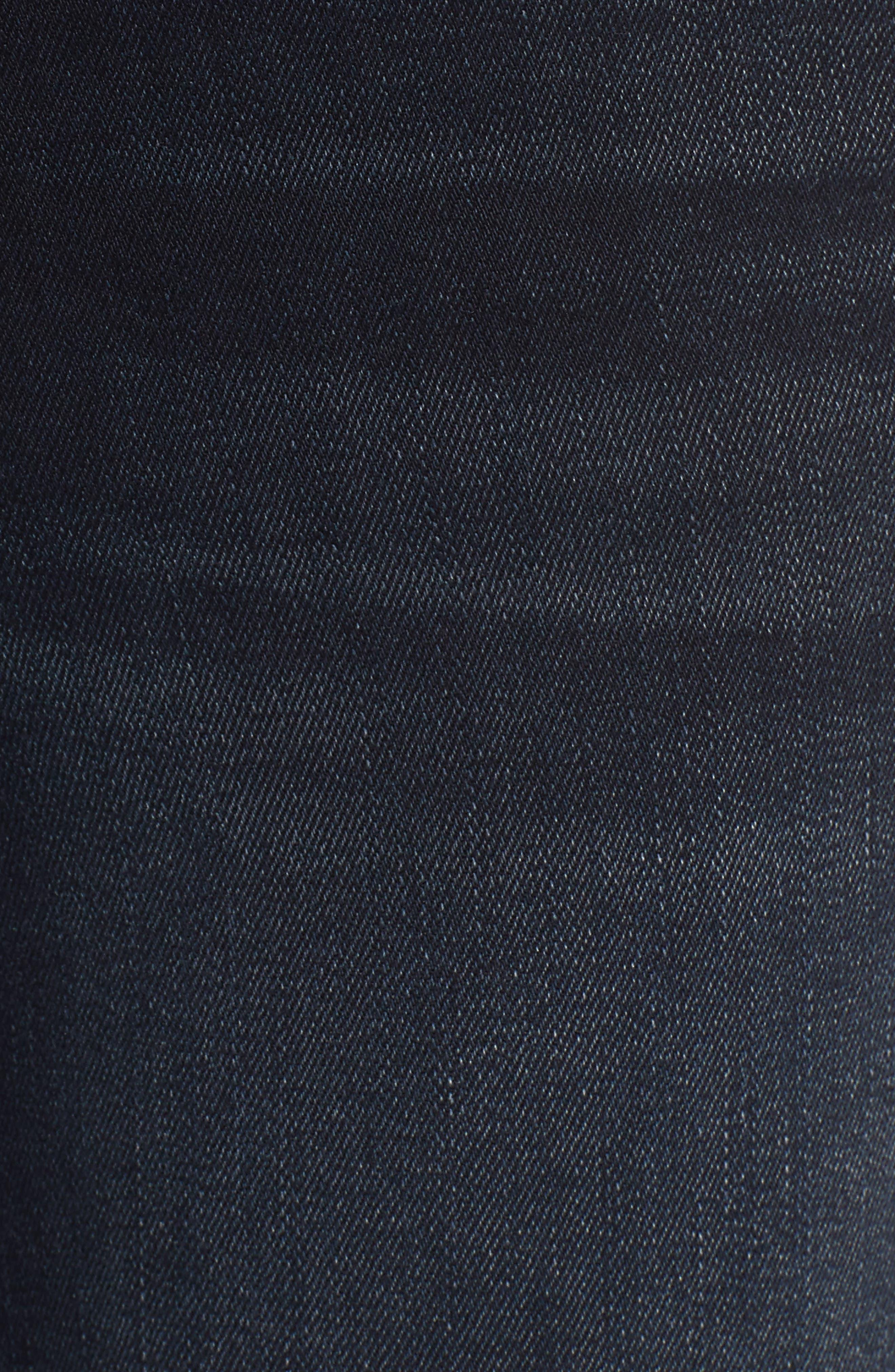 The Rascal Ankle Straight Leg Jeans,                             Alternate thumbnail 5, color,                             405