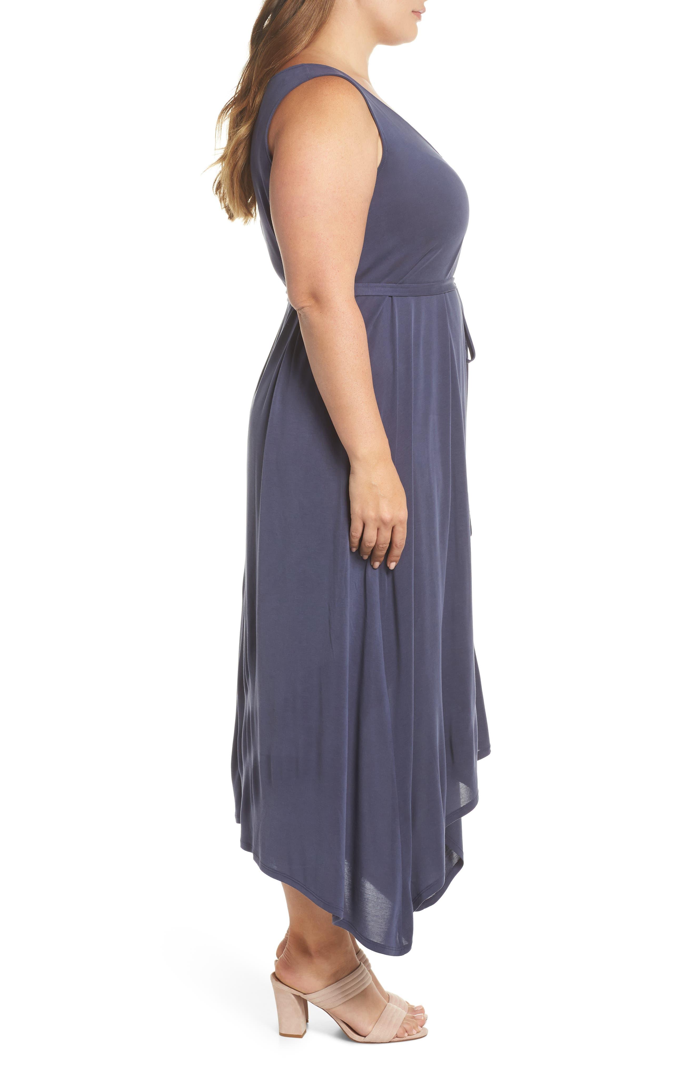 Sandwashed Maxi Dress,                             Alternate thumbnail 3, color,